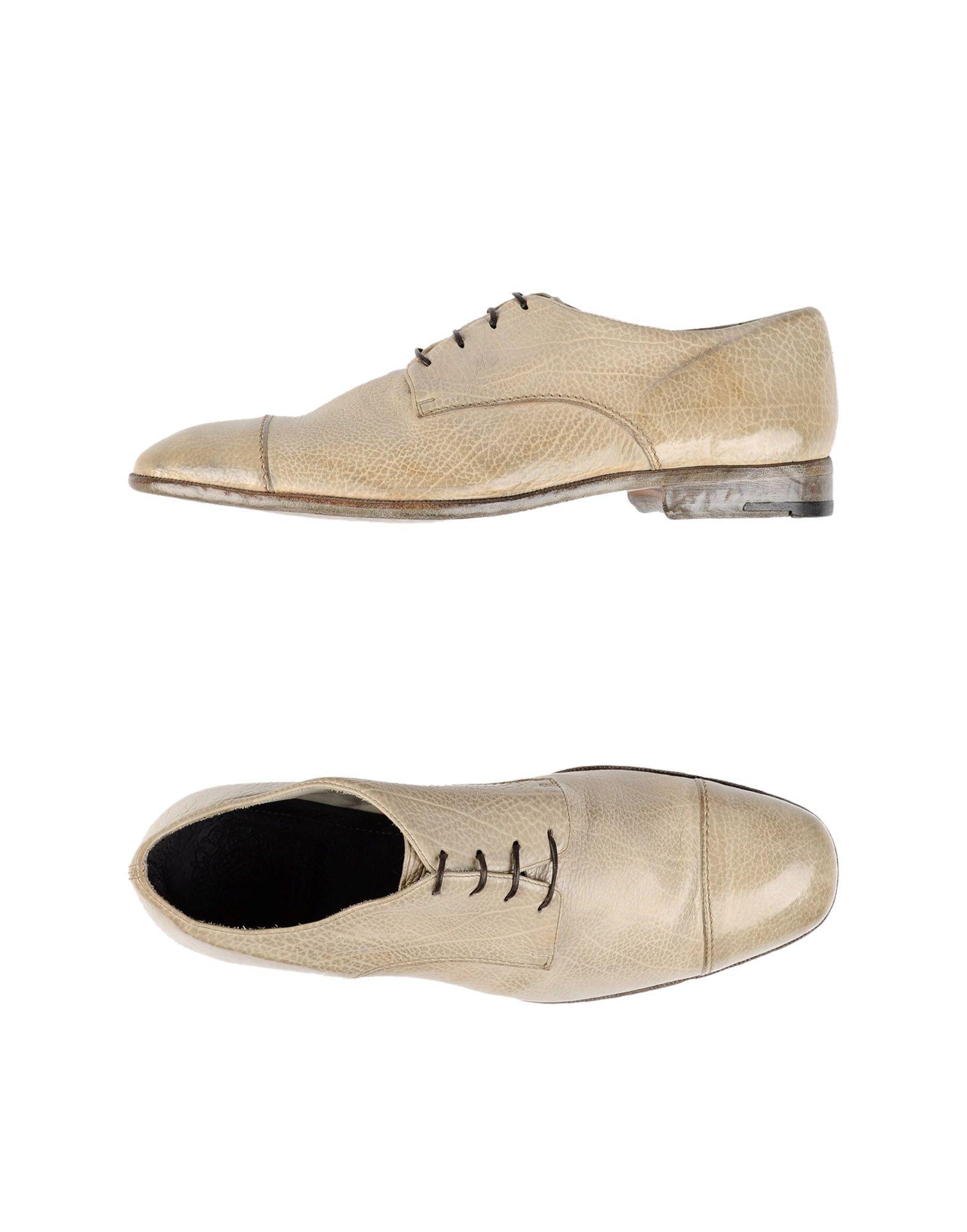ALBERTO FASCIANI Обувь на шнурках цены онлайн