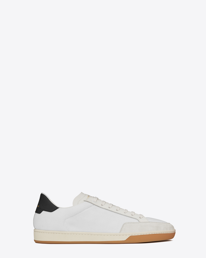 laurent signature court classic sl 30 sneaker in