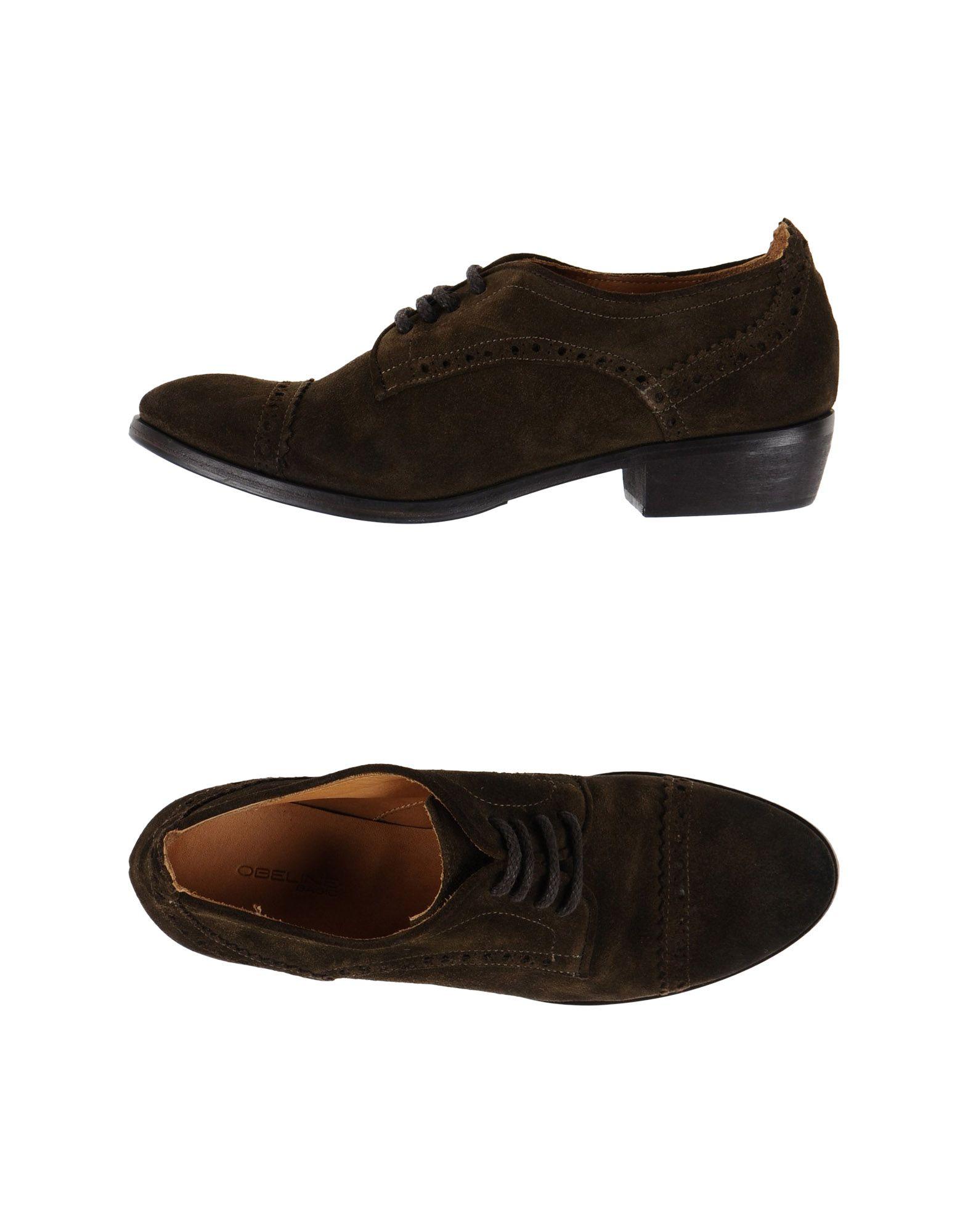 OBELINE Обувь на шнурках цены онлайн