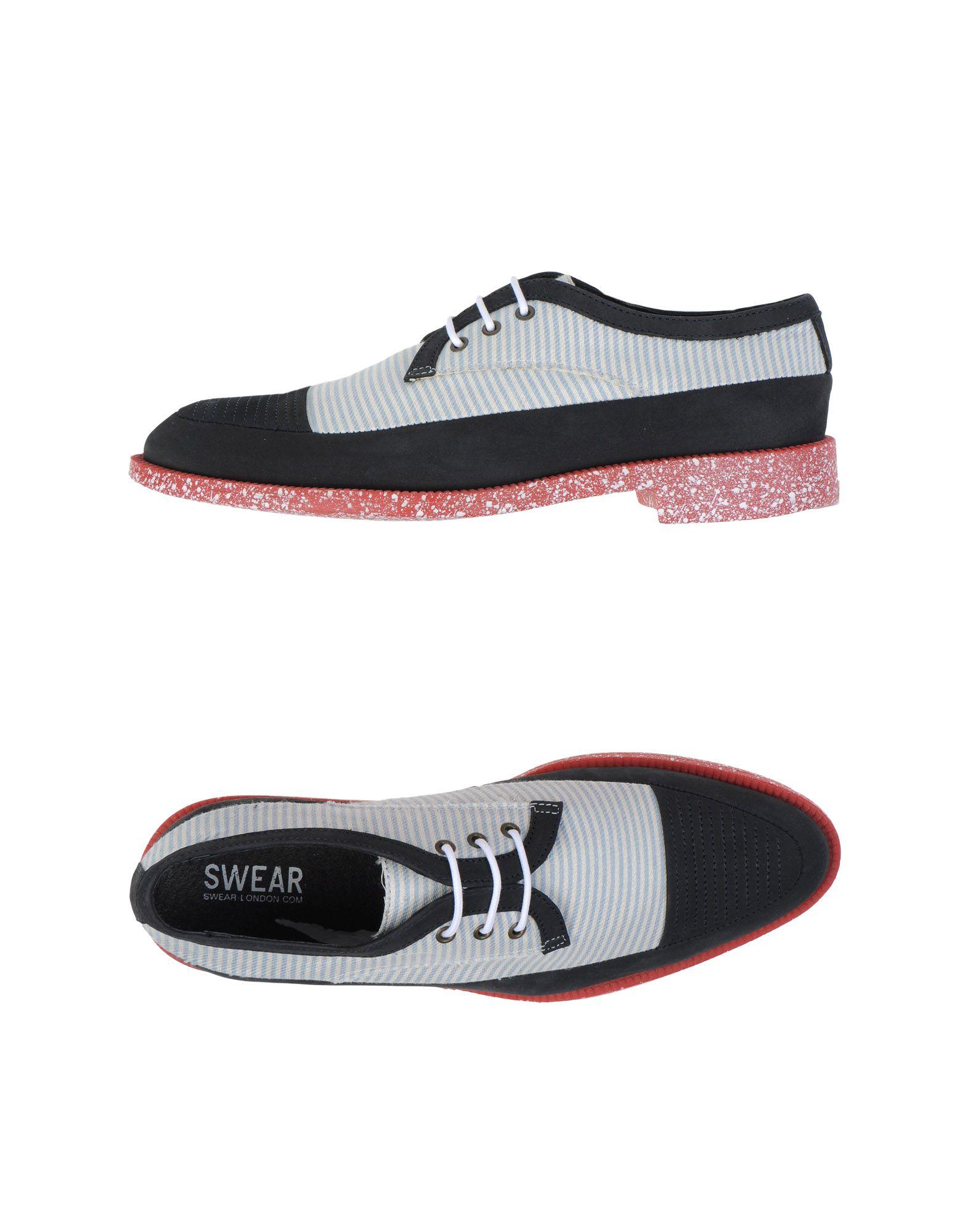 SWEAR-LONDON Обувь на шнурках цены онлайн
