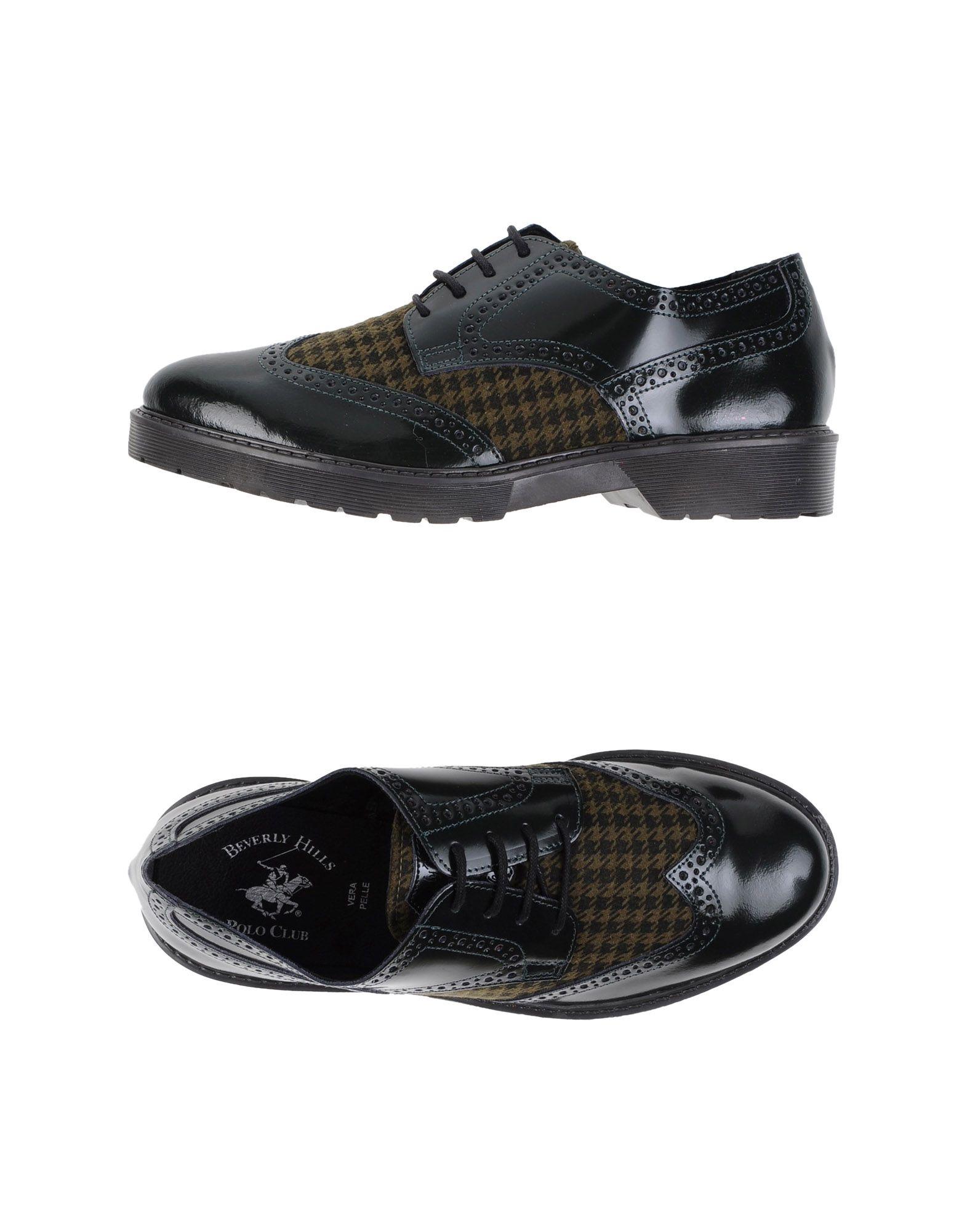 BEVERLY HILLS POLO CLUB Обувь на шнурках bag beverly hills polo club bag