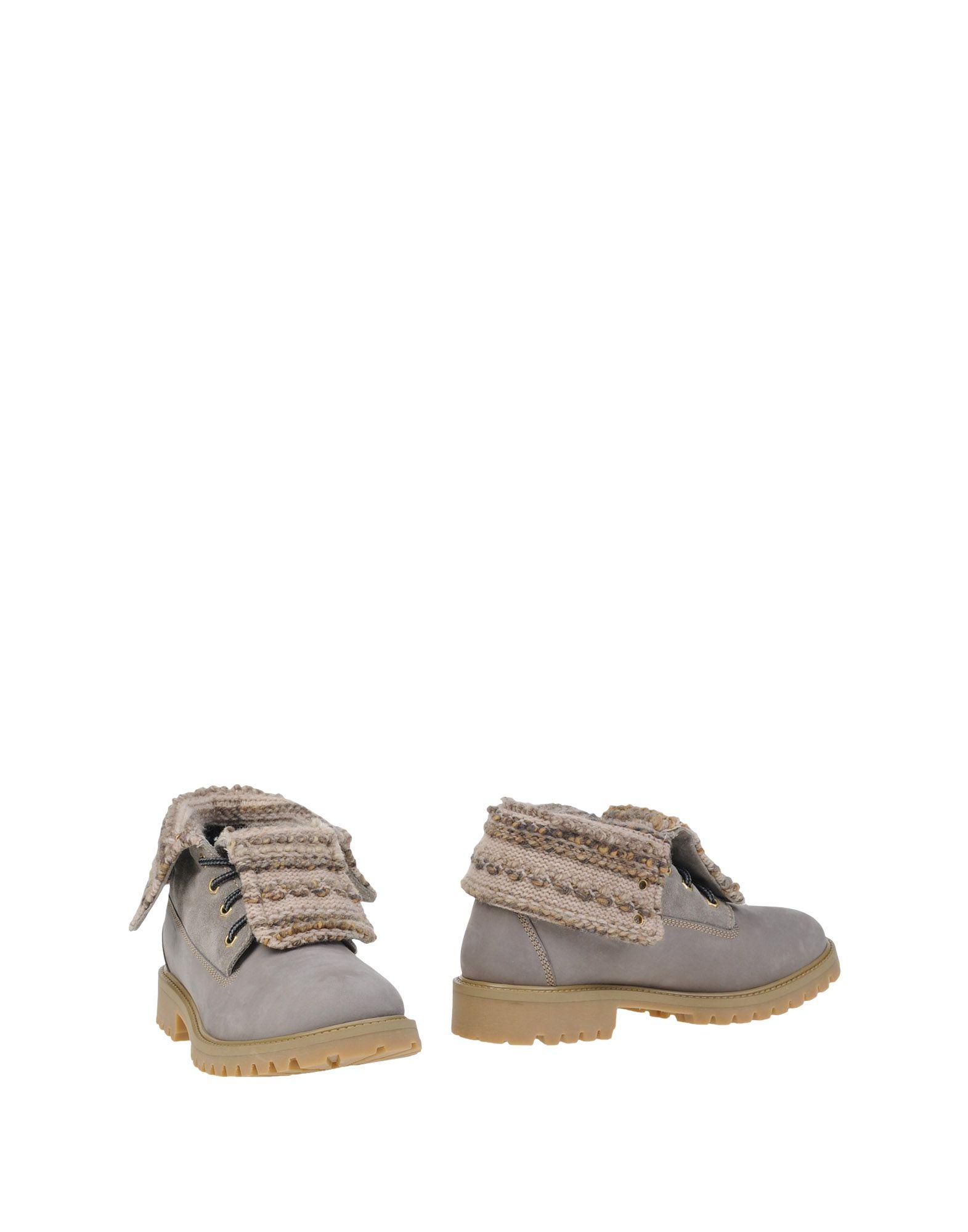 GRÜNLAND Полусапоги и высокие ботинки grey mer полусапоги и высокие ботинки