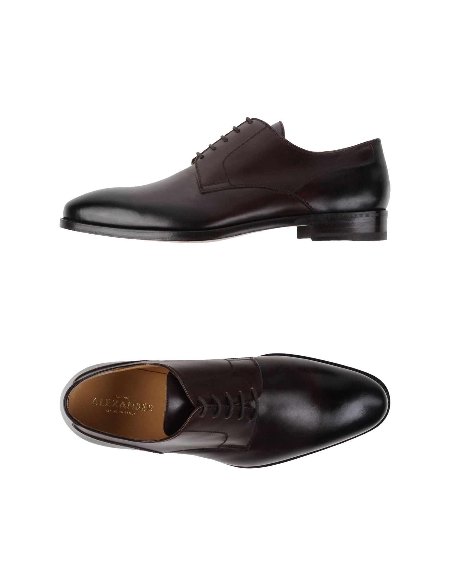 ALEXANDER Обувь на шнурках цены онлайн