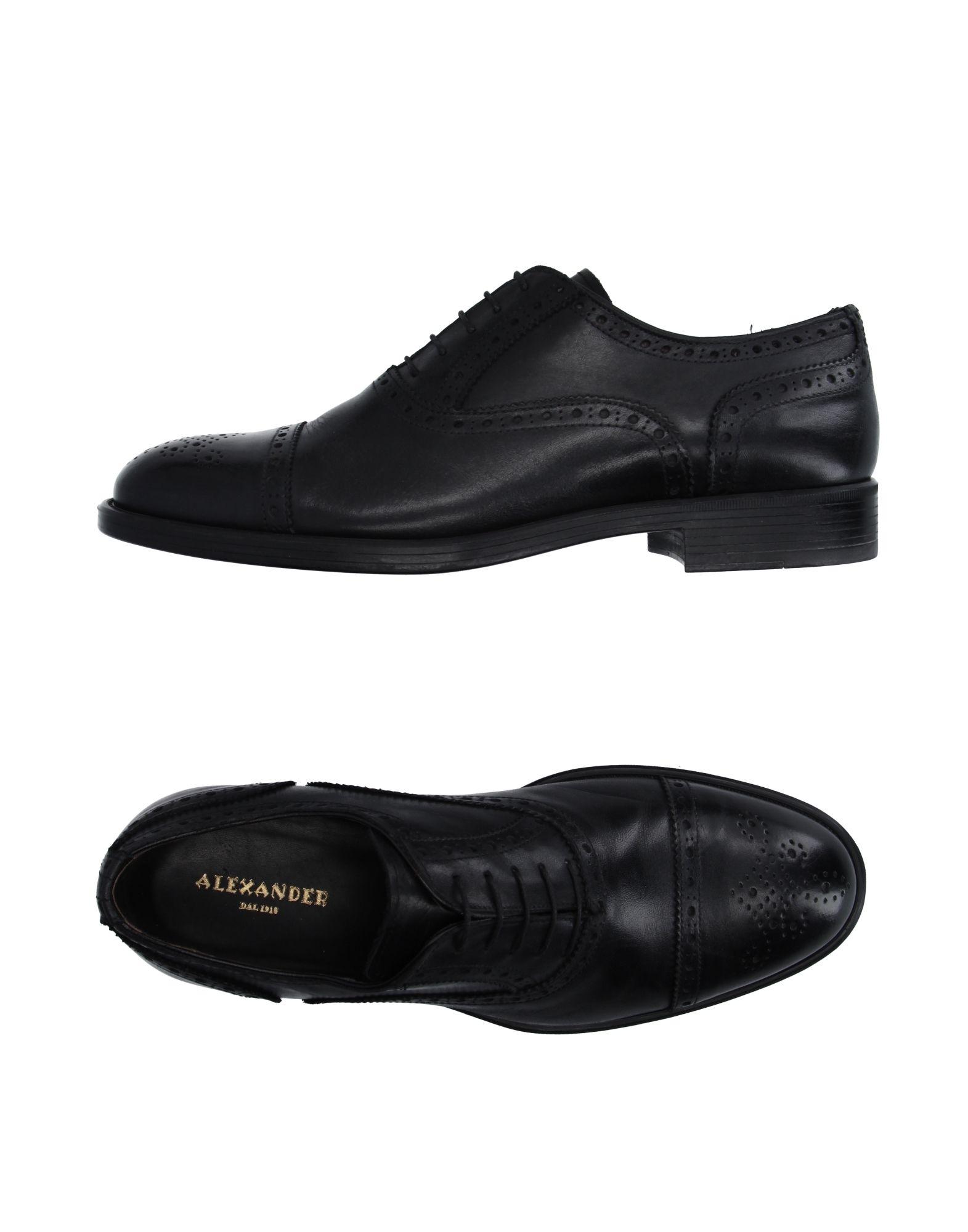 ALEXANDER Обувь на шнурках