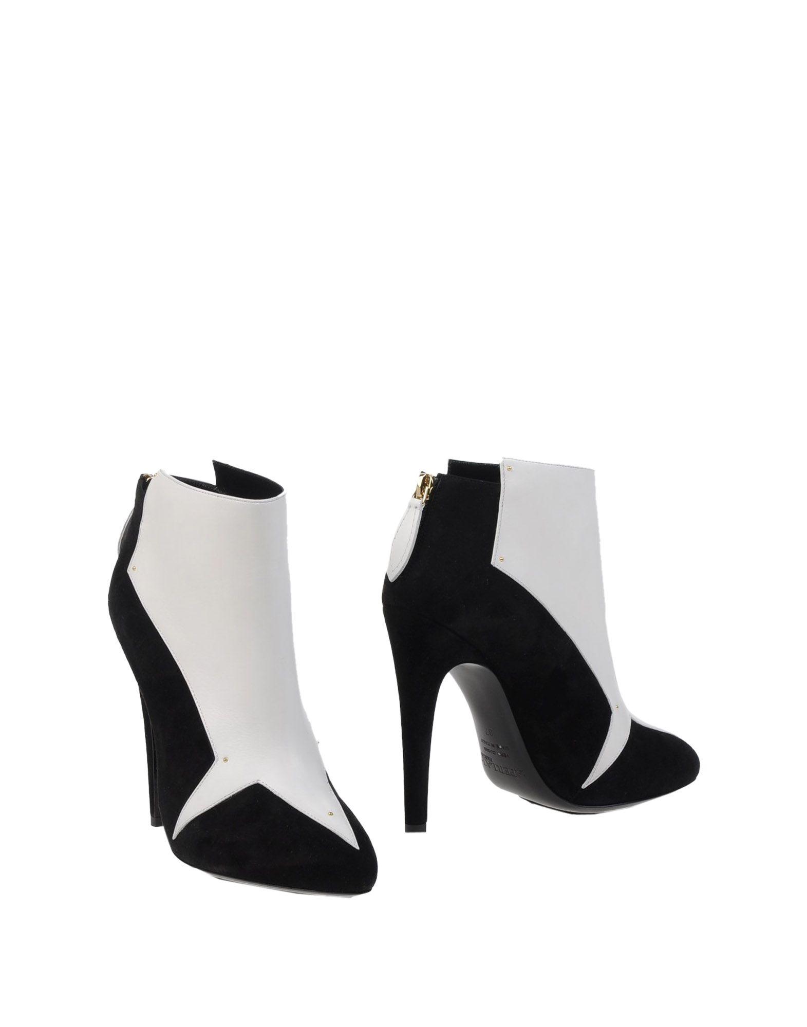 APERLAI Полусапоги и высокие ботинки grey mer полусапоги и высокие ботинки