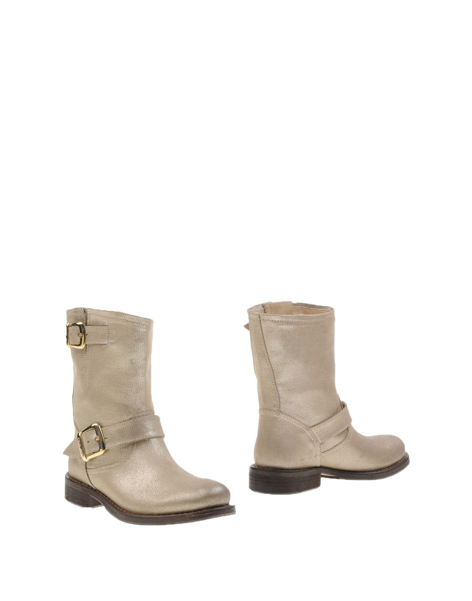 TWINSET Полусапоги и высокие ботинки