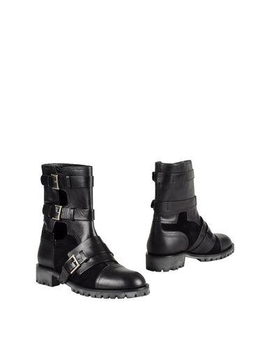 McQ Alexander McQueen メンズ ブーツ ブラック 38 なめし革