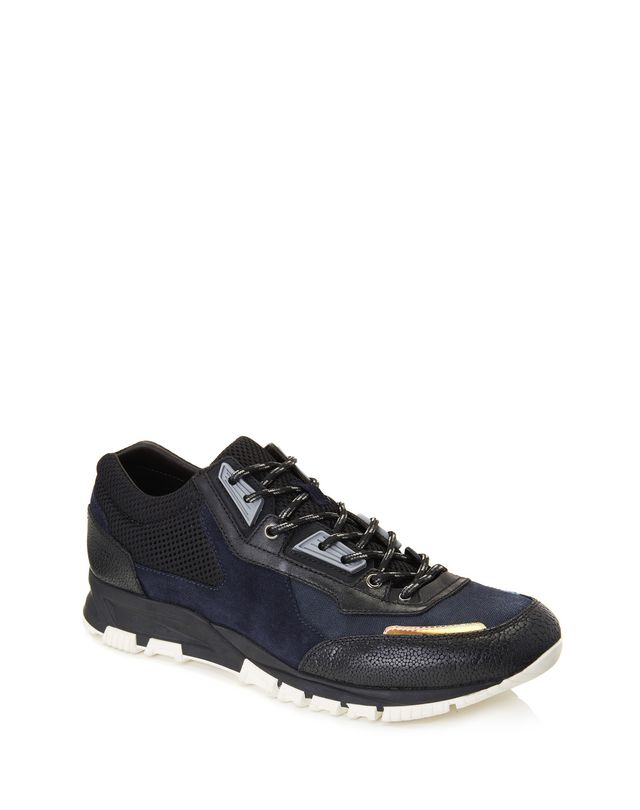 LANVIN MESH CROSS-TRAINER Sneakers U f