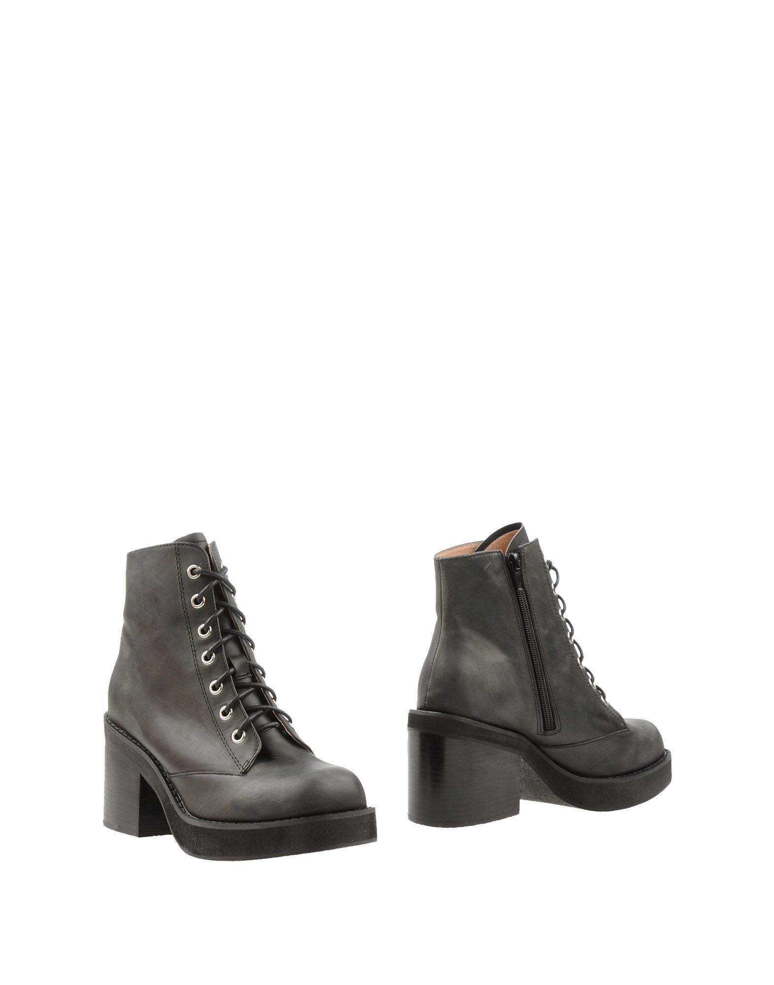 где купить JEFFREY CAMPBELL Полусапоги и высокие ботинки по лучшей цене