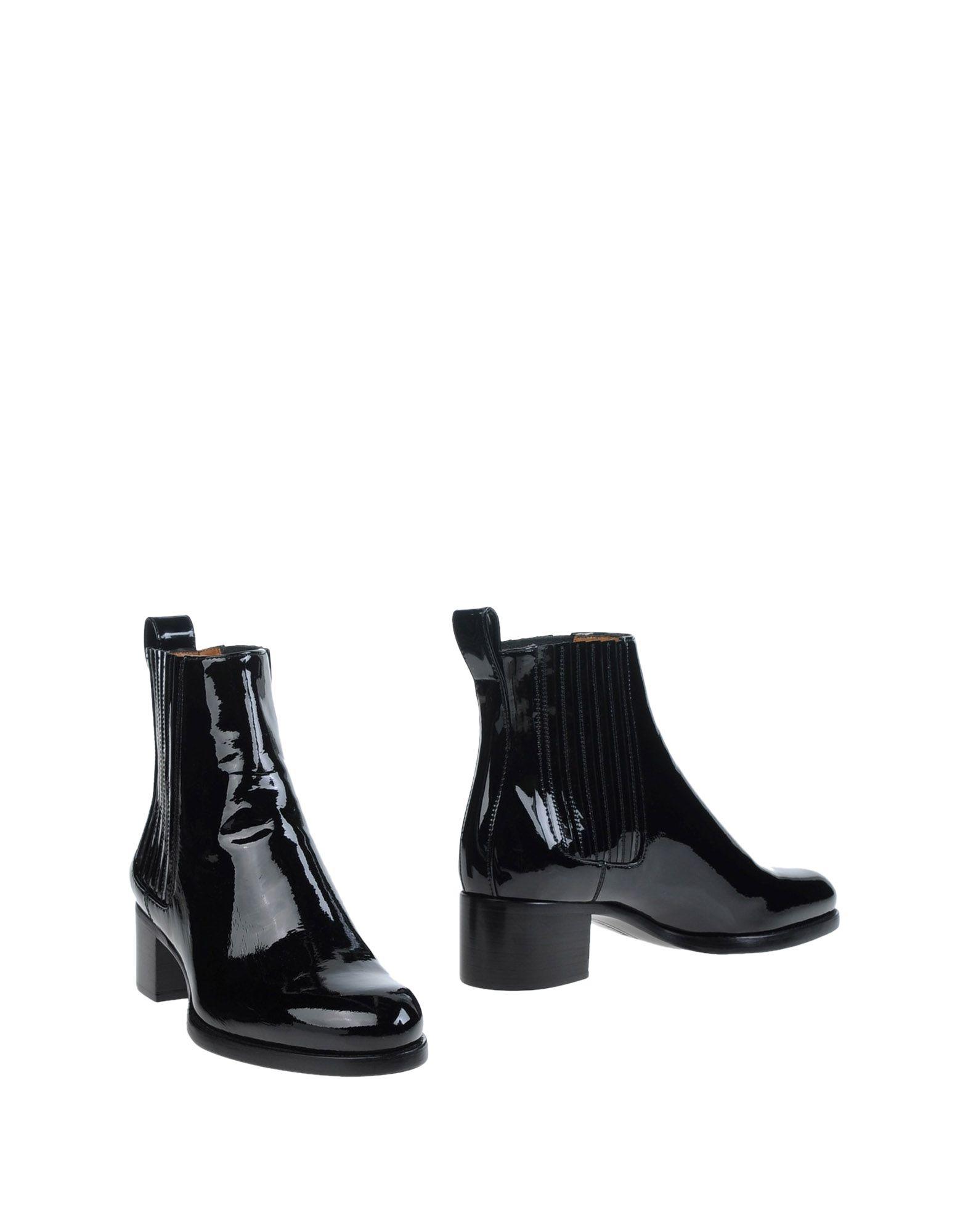 VERONIQUE BRANQUINHO Полусапоги и высокие ботинки veronique branquinho полусапоги и высокие ботинки page 1