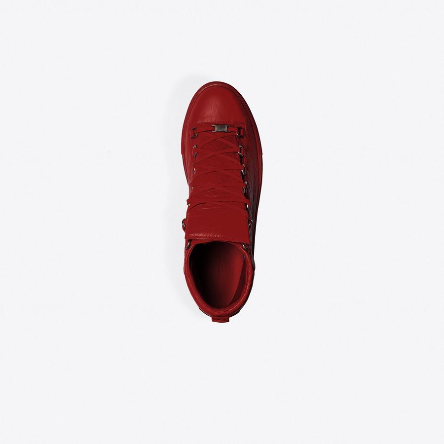 magasin en ligne 0f40d 84832 balenciaga chaussure homme rouge,balenciaga chaussure homme ...
