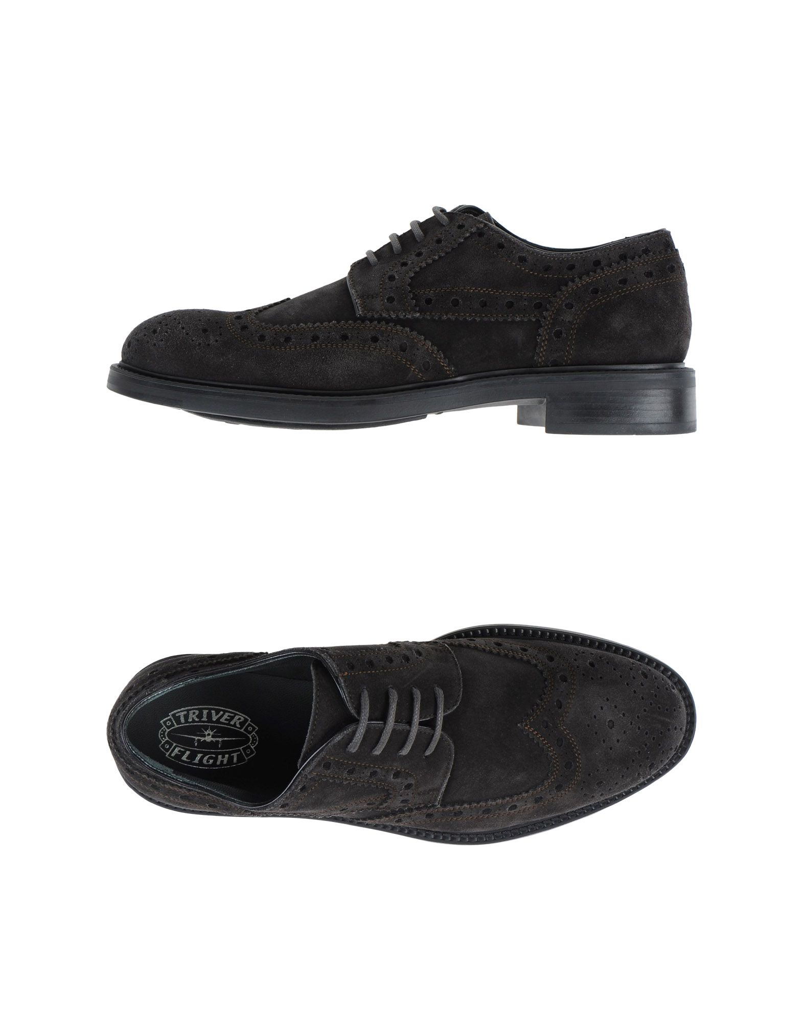 Фото - TRIVER FLIGHT Обувь на шнурках обувь на высокой платформе dkny