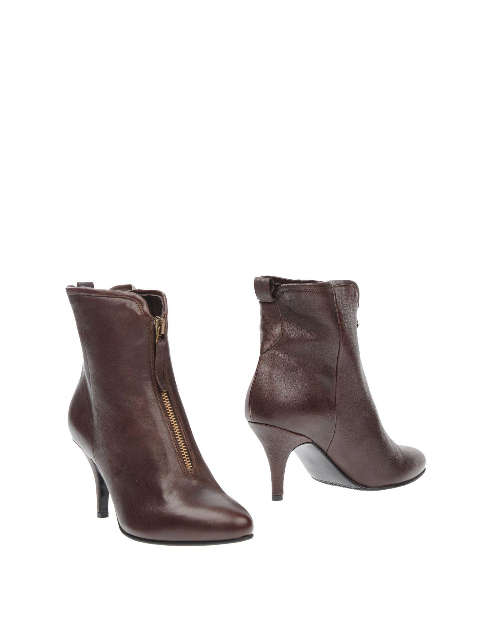 ROSAMUNDA Полусапоги и высокие ботинки цены онлайн