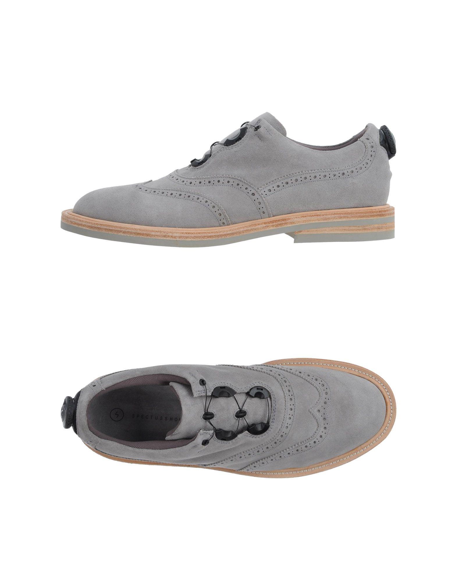 SPECTUSSHOECO. Обувь на шнурках цены онлайн