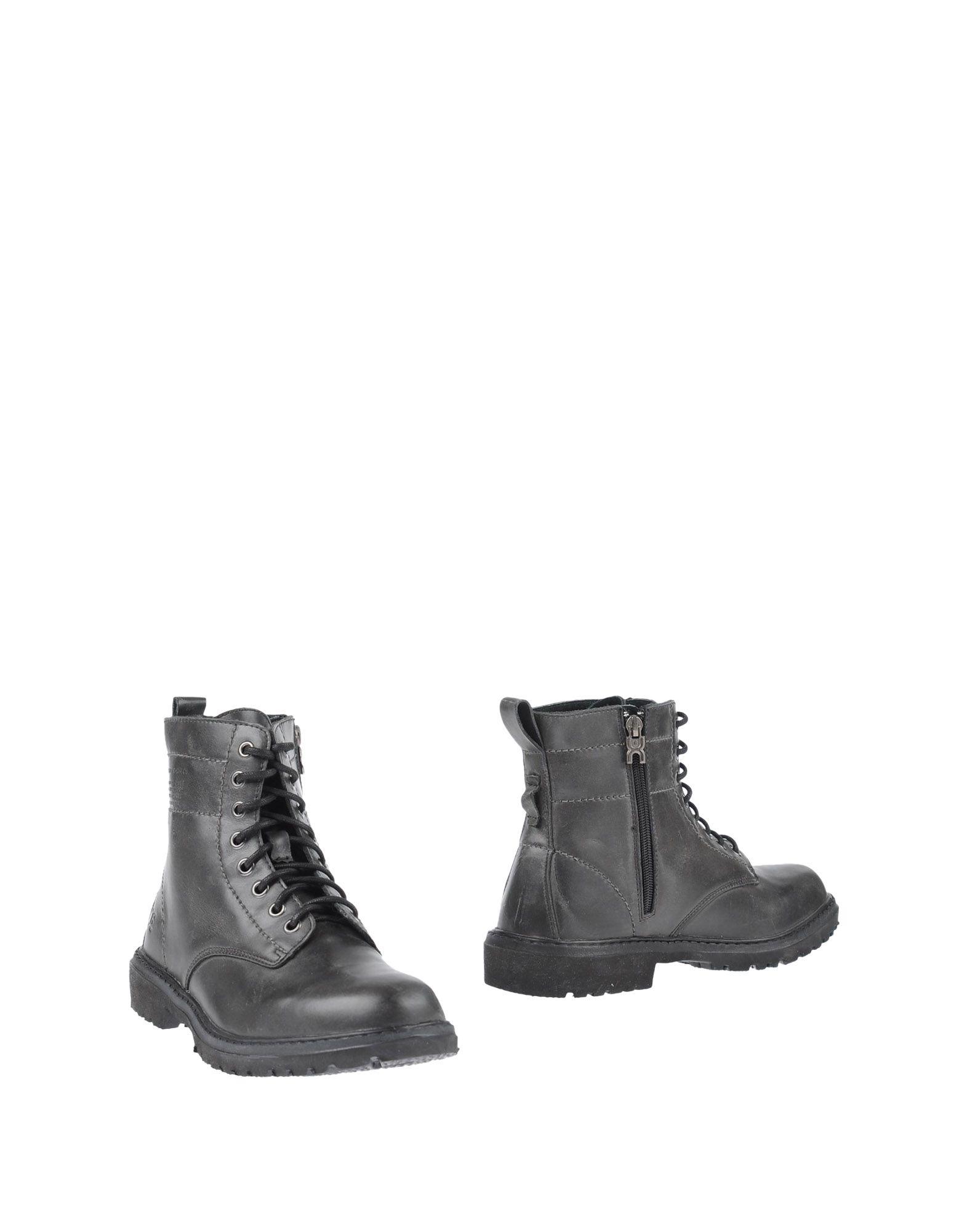 《送料無料》HEY DUDE メンズ ショートブーツ ブラック 39 革