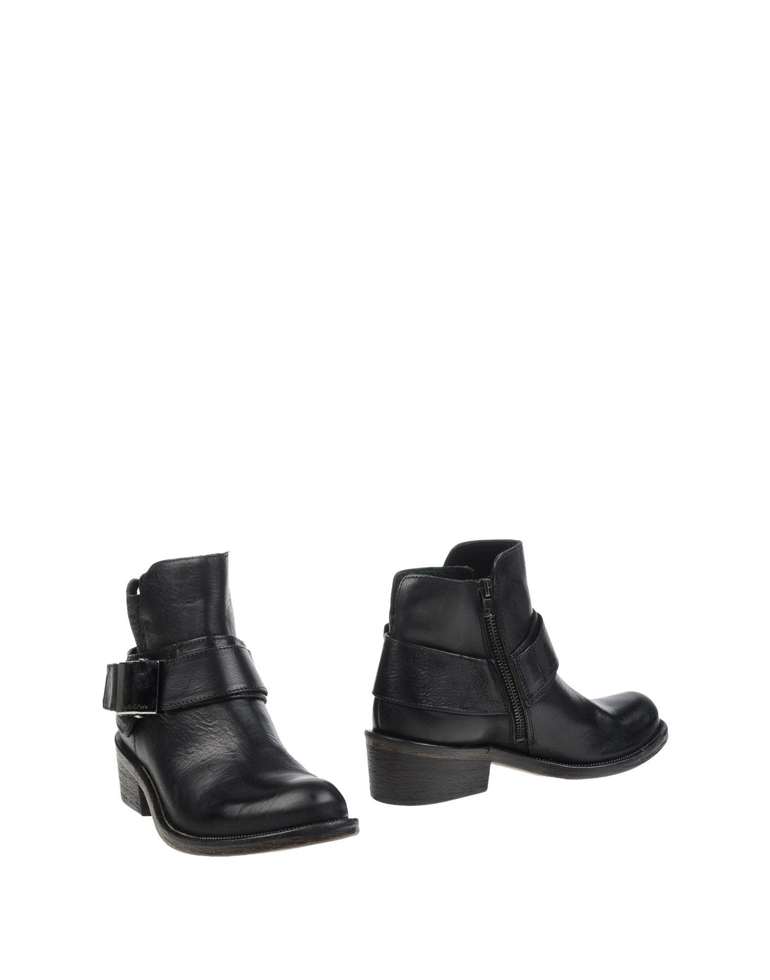 MANILA GRACE Полусапоги и высокие ботинки цены онлайн