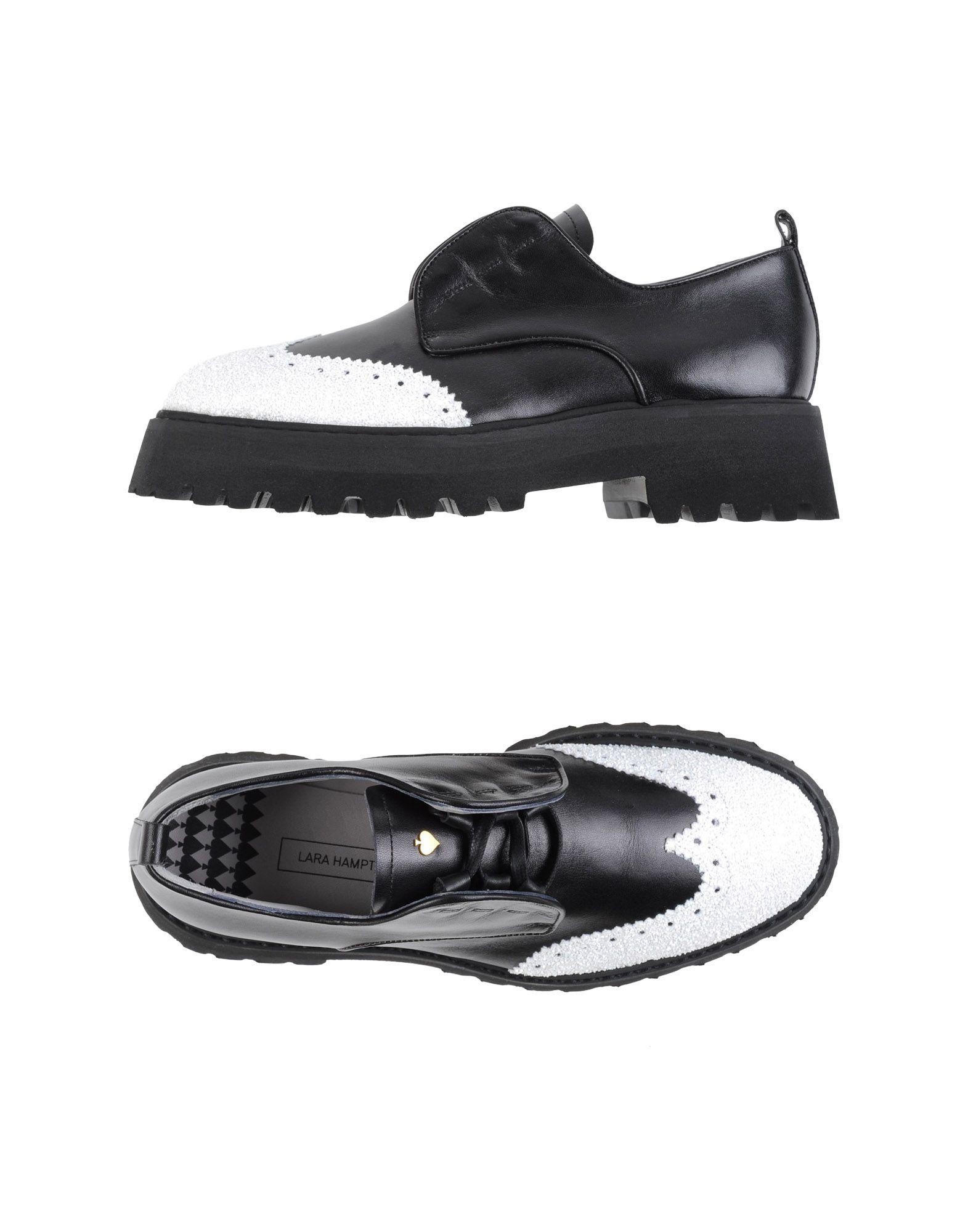 LARA HAMPTON Обувь на шнурках lara lr00 15 bronze