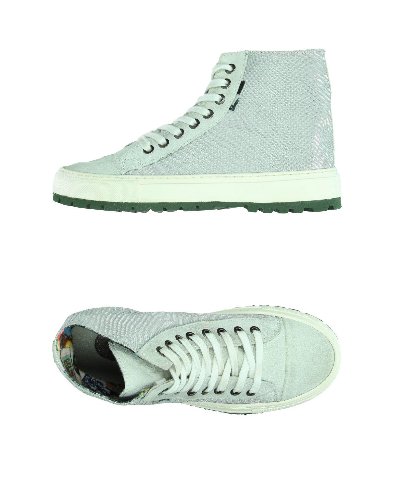 YAB Высокие кеды и кроссовки pierre hardy высокие кеды и кроссовки