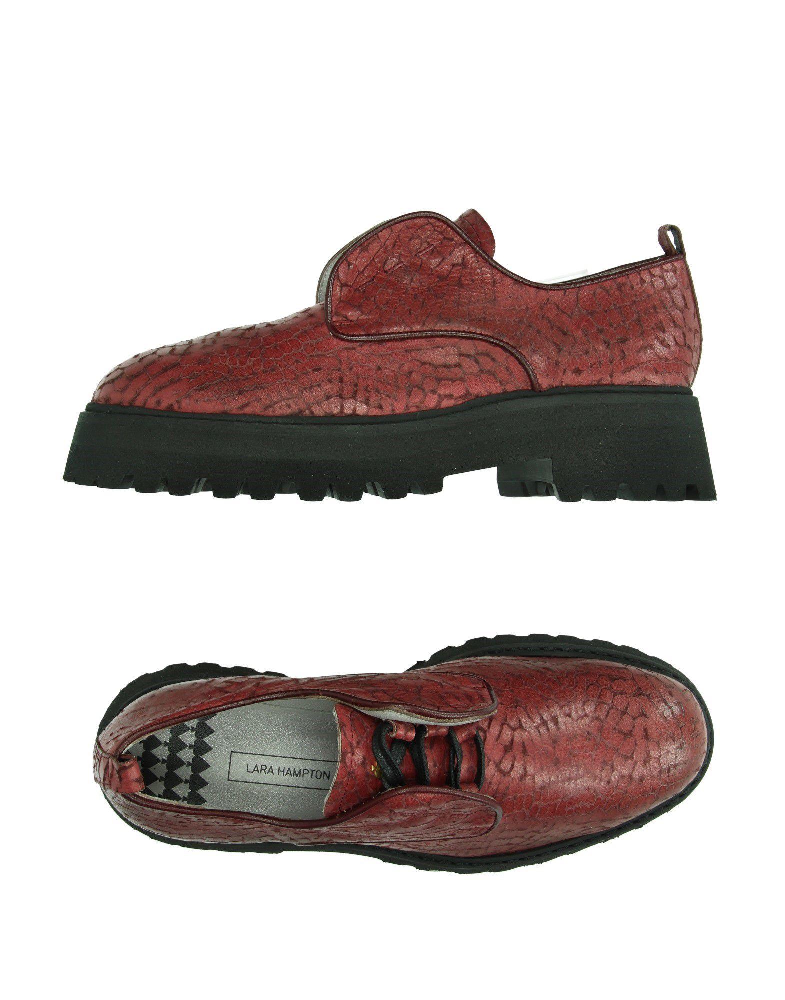 LARA HAMPTON Обувь на шнурках смеситель скрытого монтажа hansgrohe metris 31086000