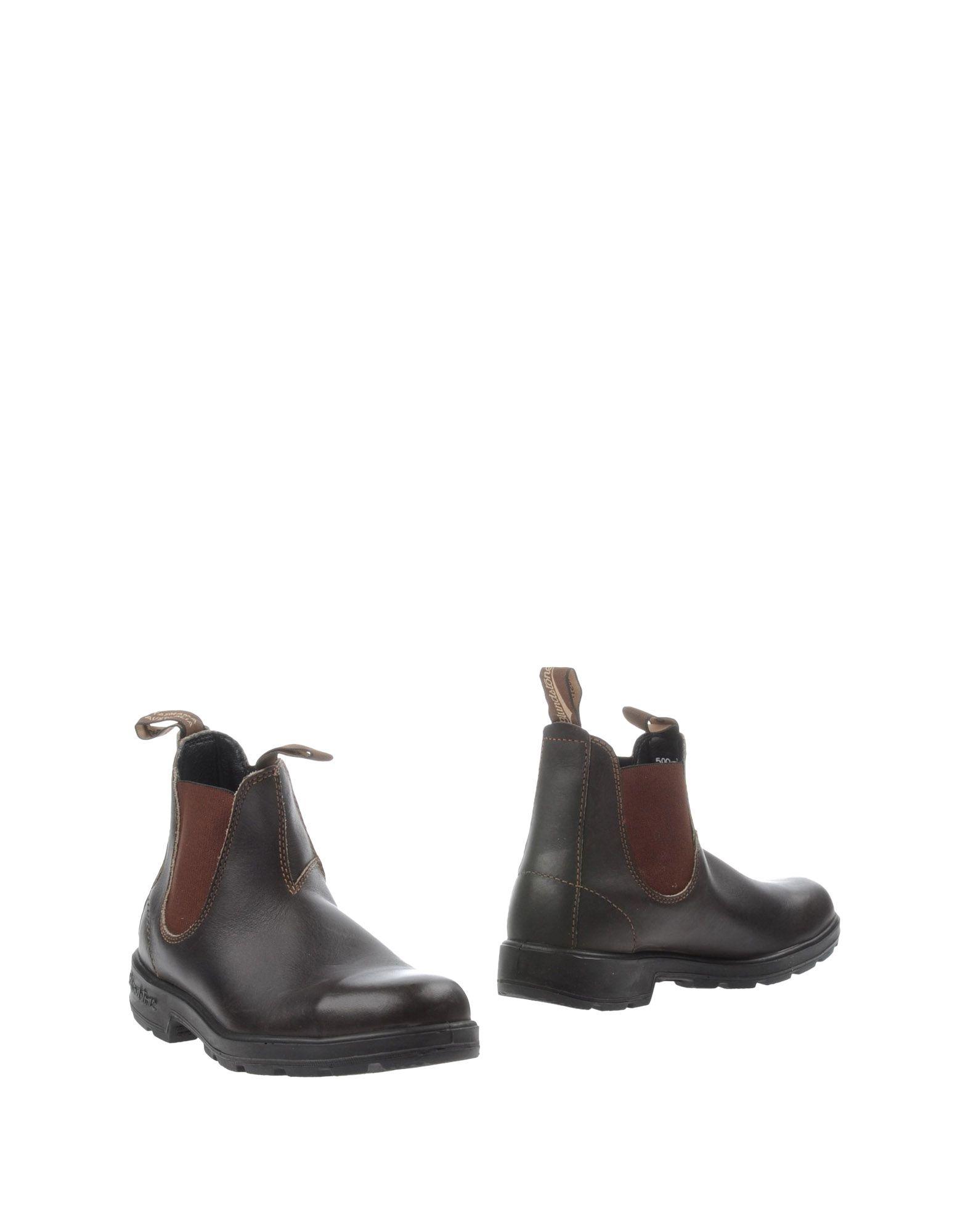 BLUNDSTONE Полусапоги и высокие ботинки adidas полусапоги и высокие ботинки