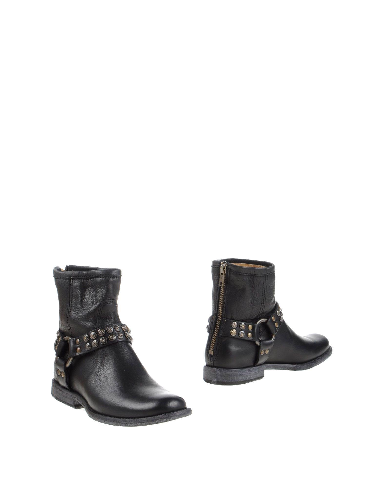 FRYE Полусапоги и высокие ботинки frye туфли