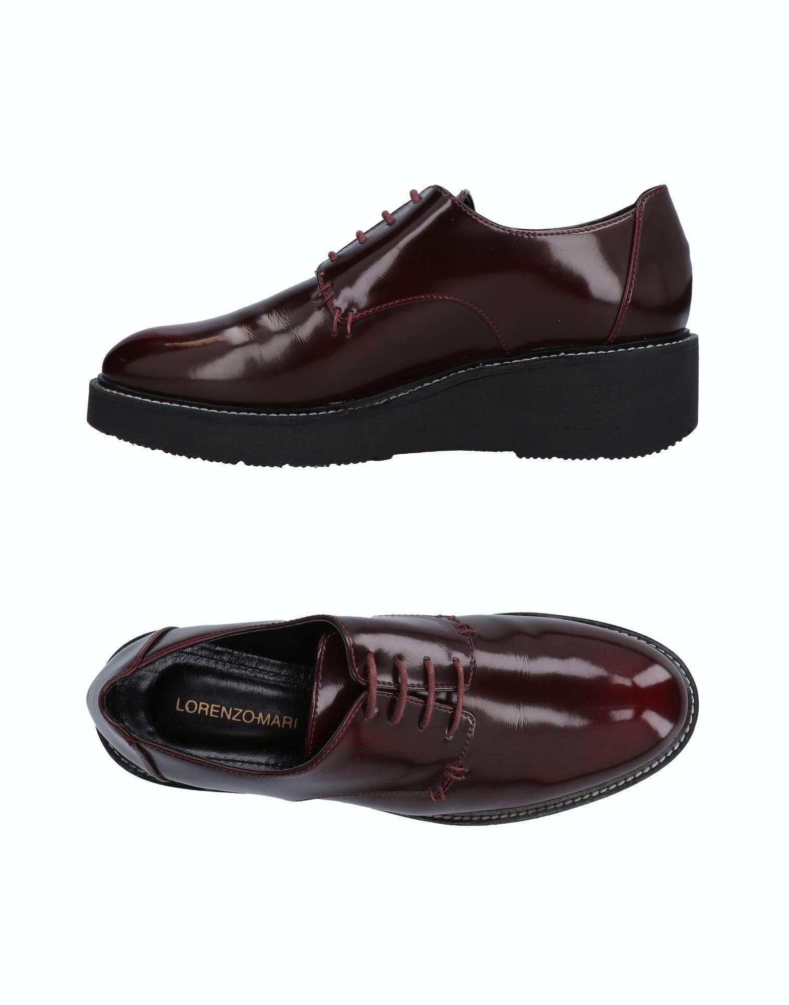 LORENZO MARI Обувь на шнурках lorenzo mari босоножки на платформе