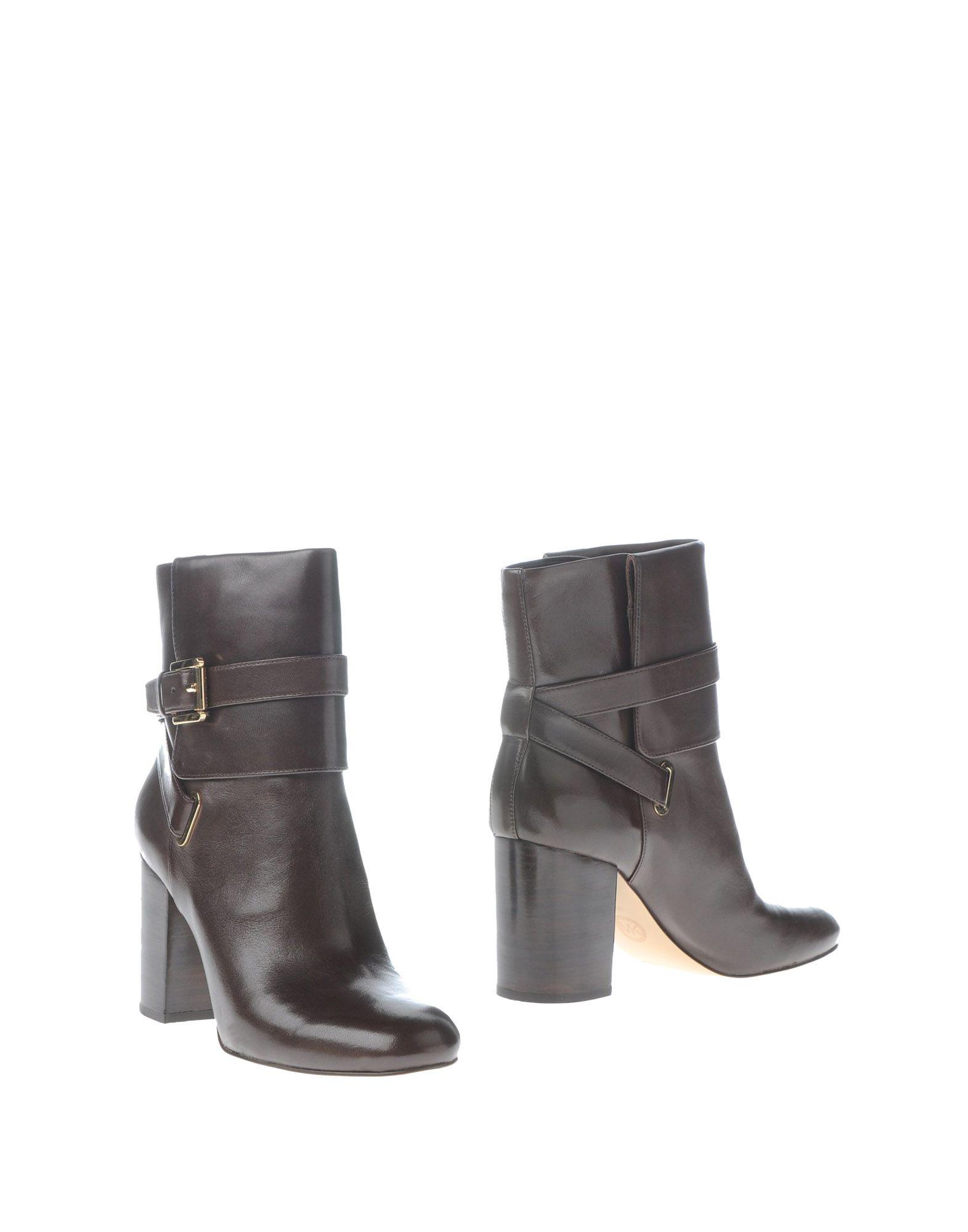 MICHAEL  KORS Полусапоги  высокие ботинки