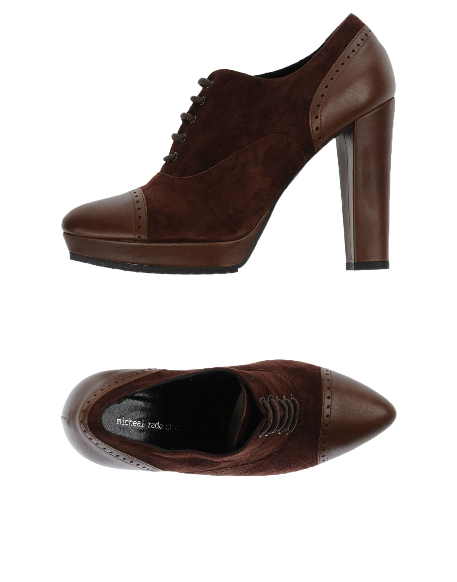 цена MICHEAL RADA ST.TROPEZ Обувь на шнурках онлайн в 2017 году