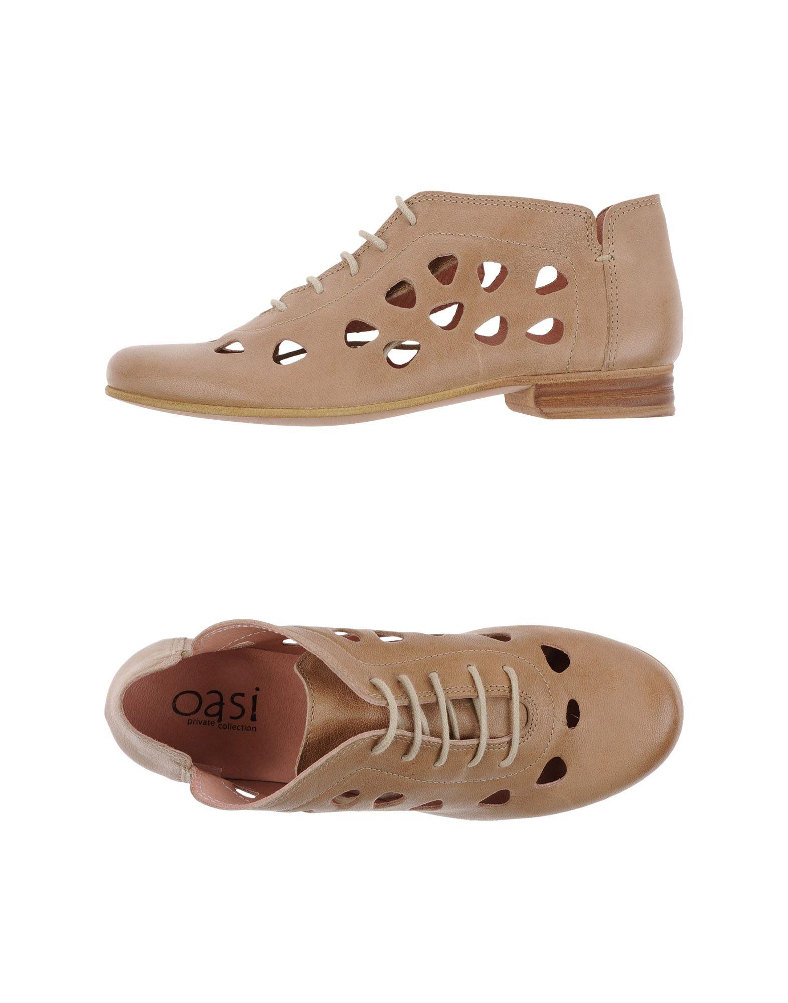 Фото - OASI Обувь на шнурках обувь на высокой платформе dkny