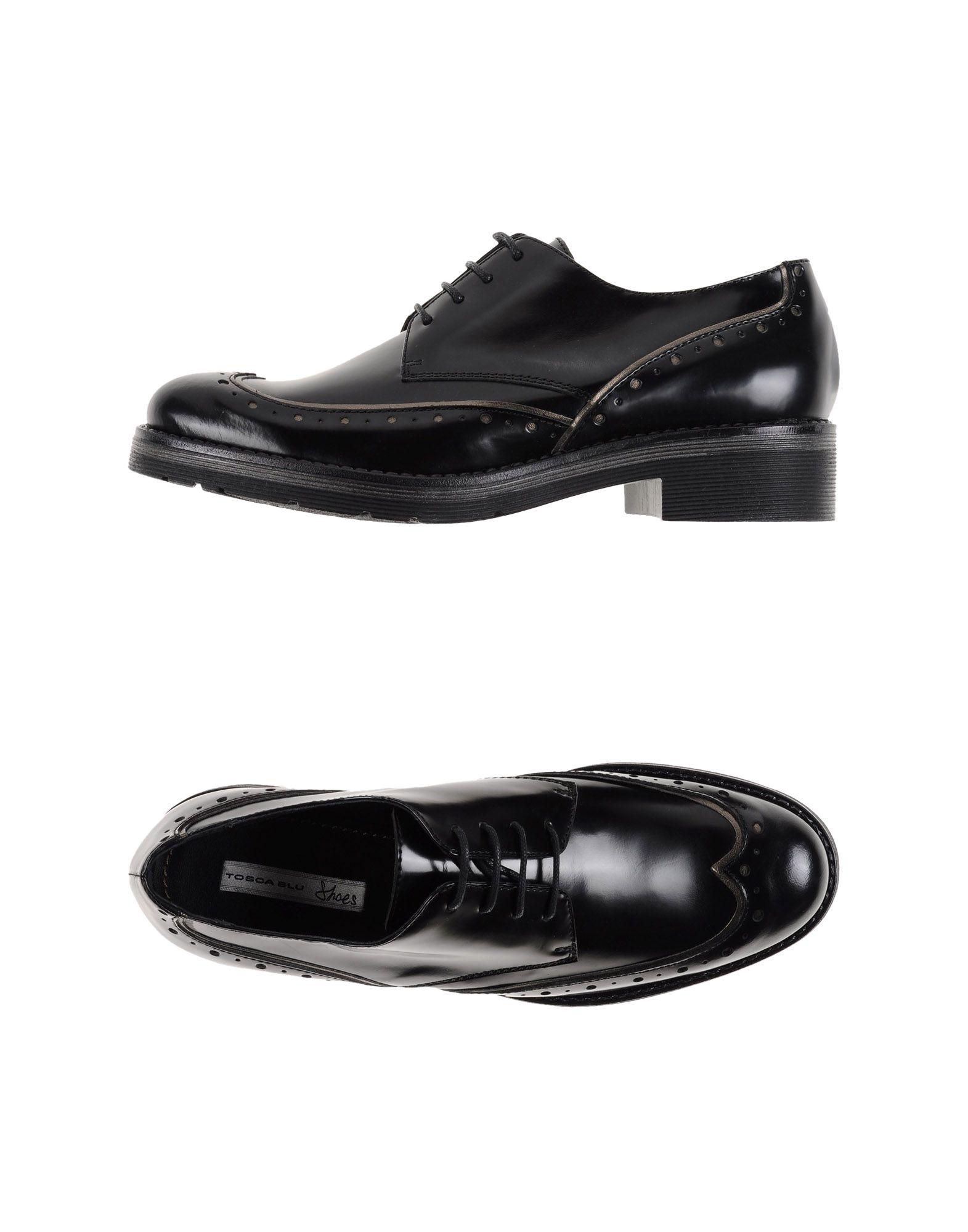 Фото TOSCA BLU SHOES Обувь на шнурках