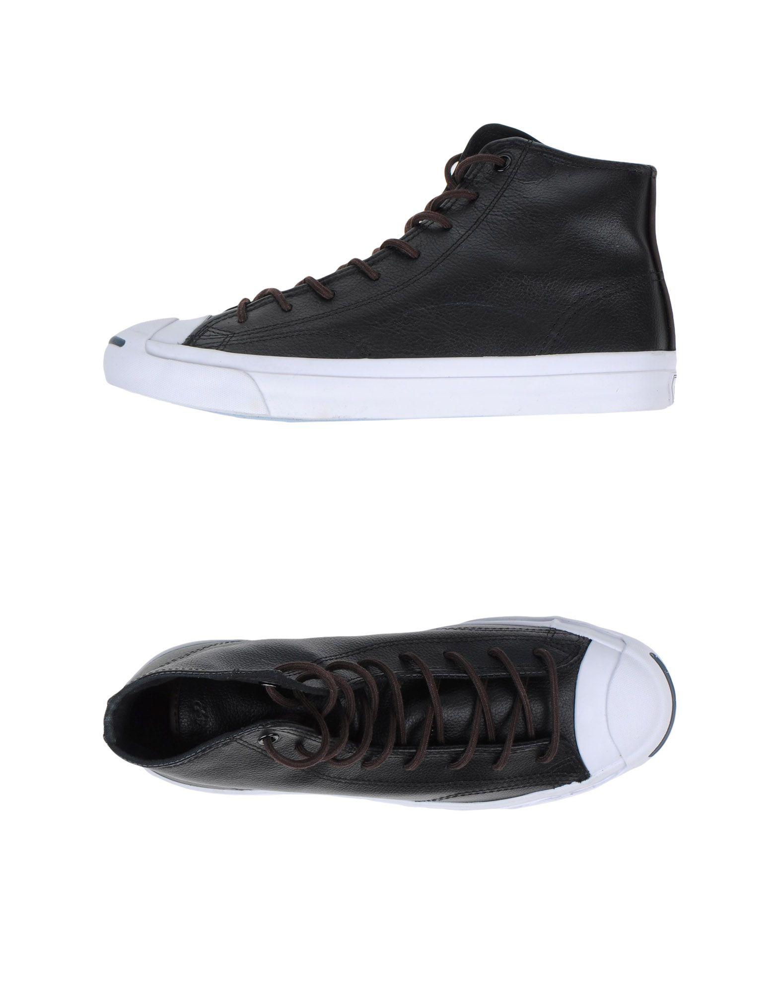 CONVERSE JACK PURCELL Высокие кеды и кроссовки кеды converse converse co011ameqlg6