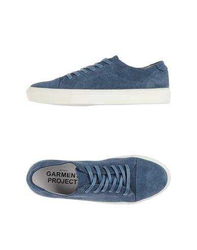 Фото - Низкие кеды и кроссовки от GARMENT PROJECT пастельно-синего цвета