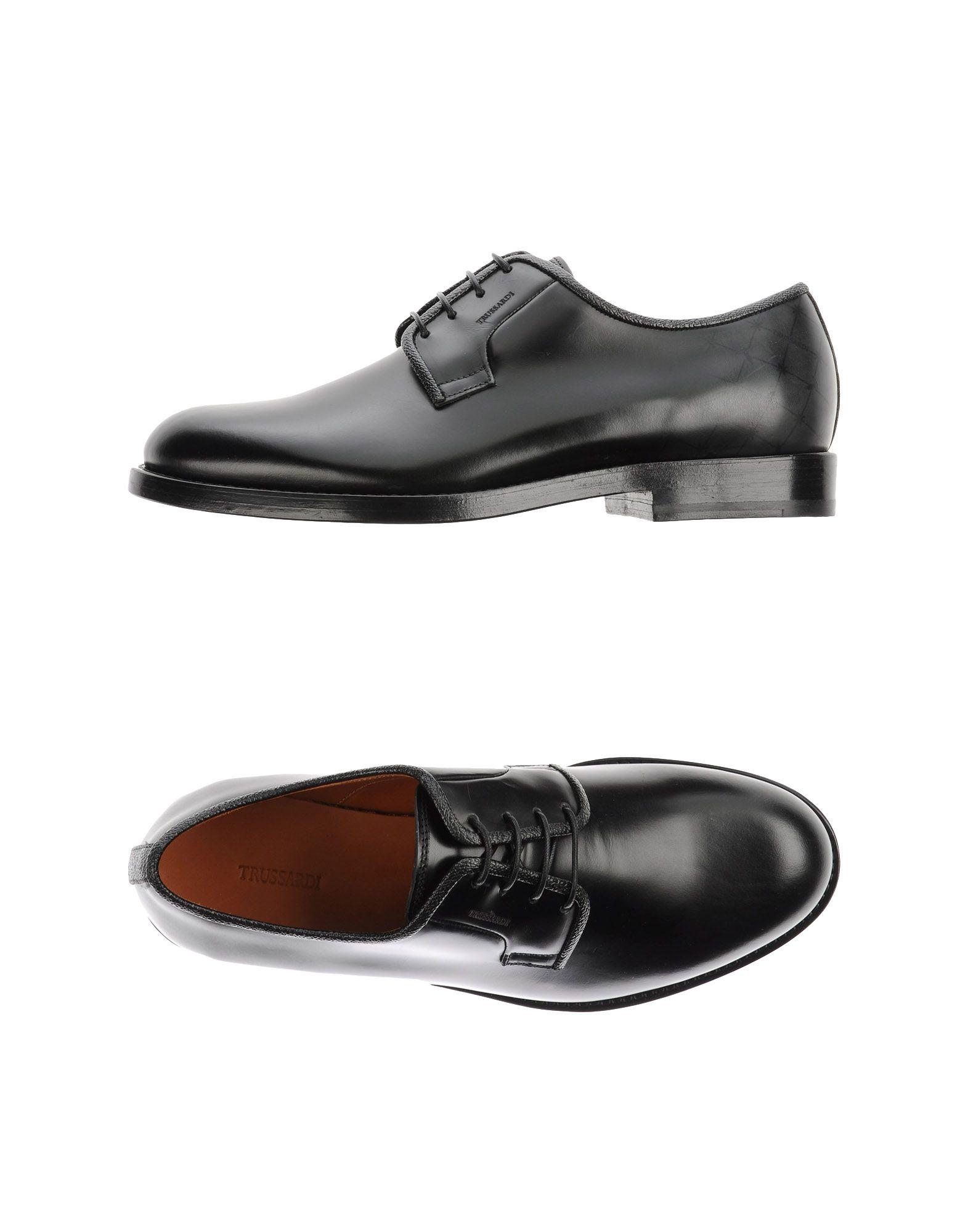 TRUSSARDI Обувь на шнурках цены онлайн
