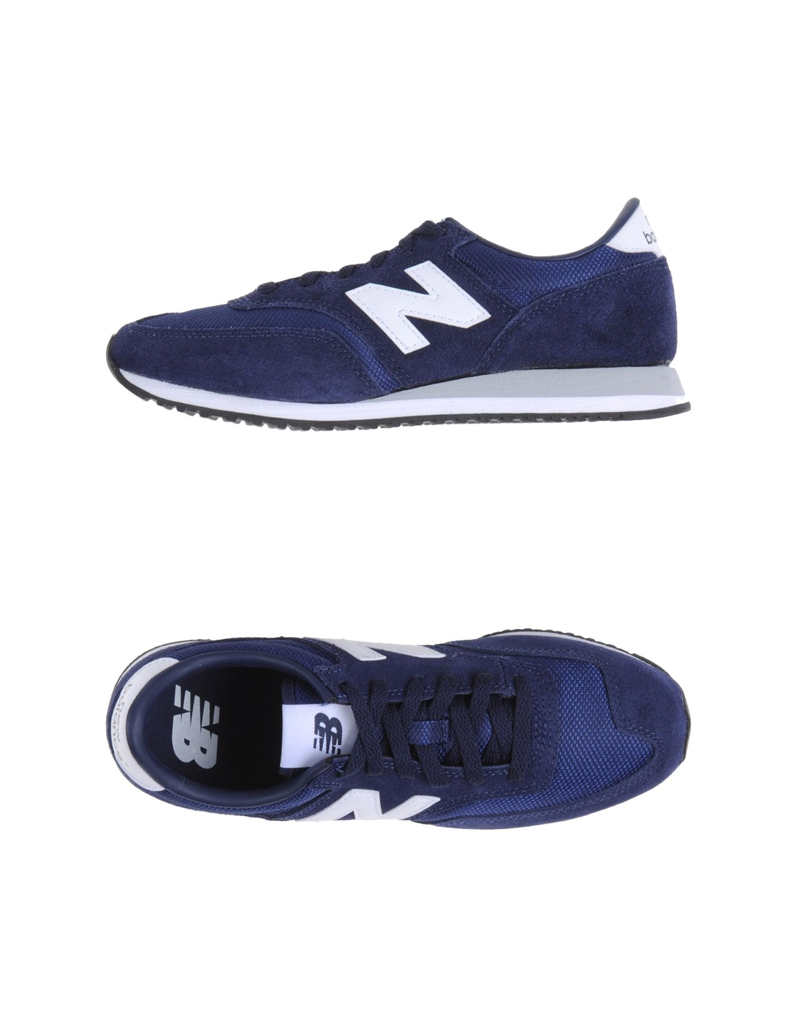 NEW BALANCE Низкие кеды и кроссовки кеды низкие selected duran new suede sneaker