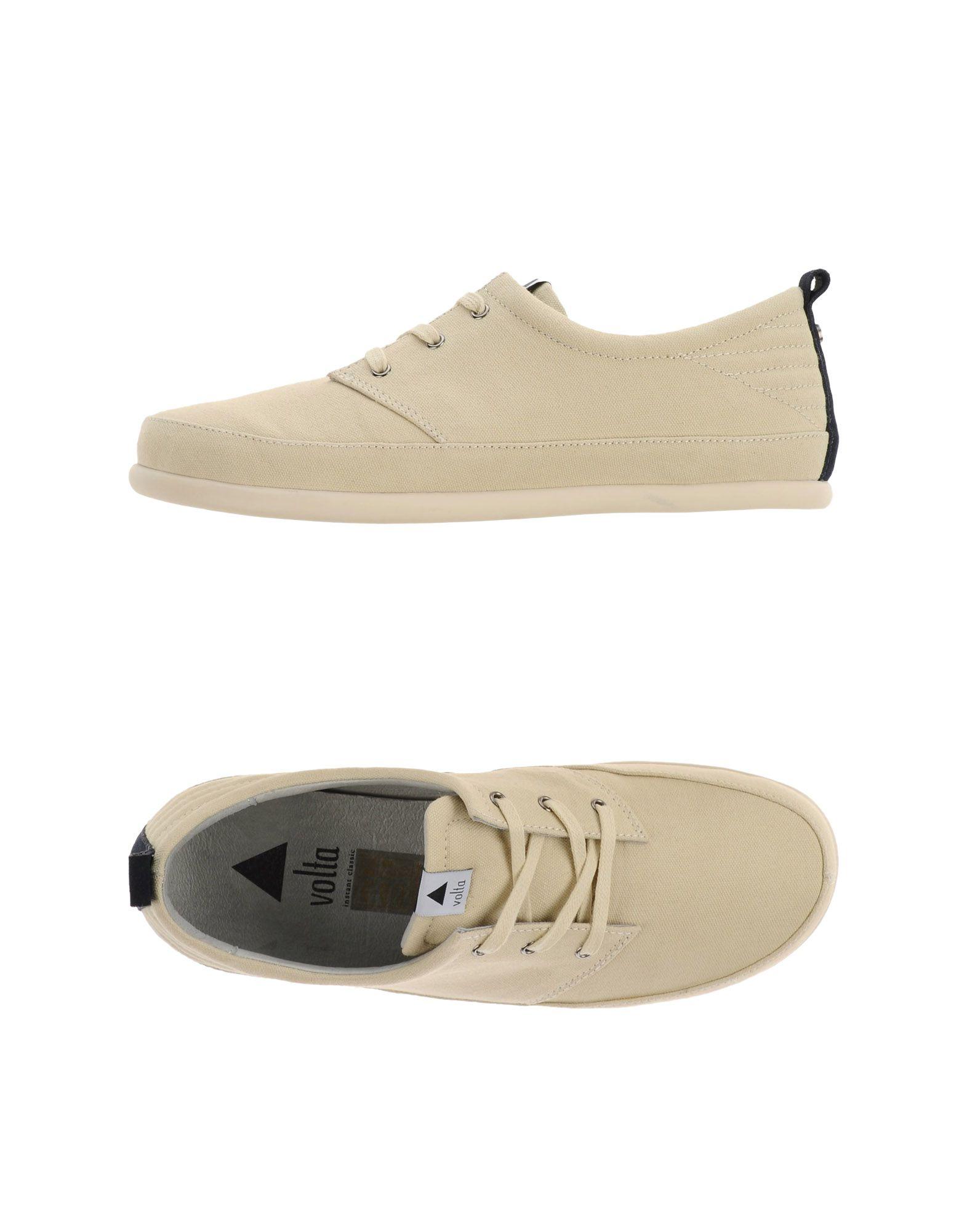 цена на VOLTA Низкие кеды и кроссовки