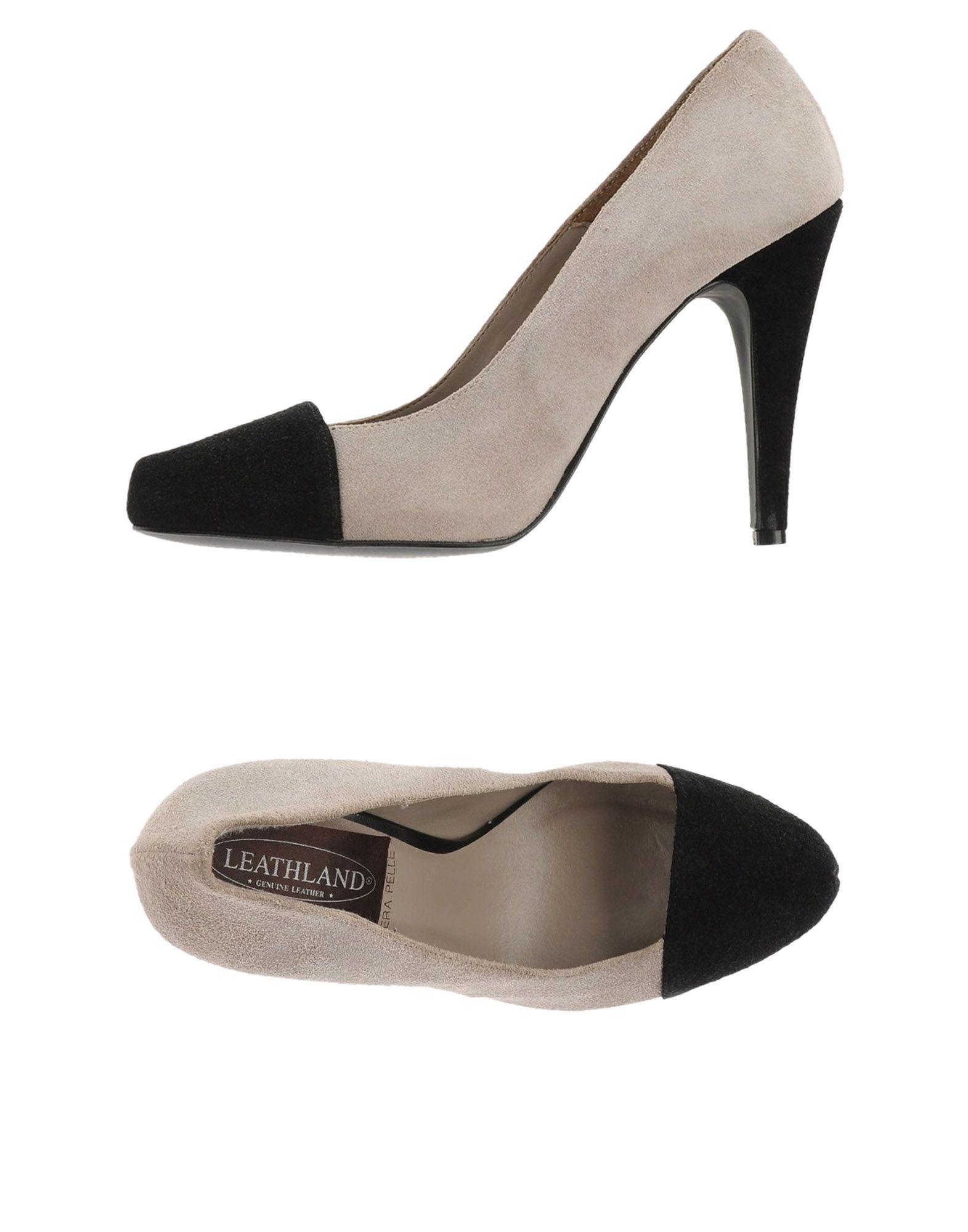 LEATHLAND Туфли цены онлайн