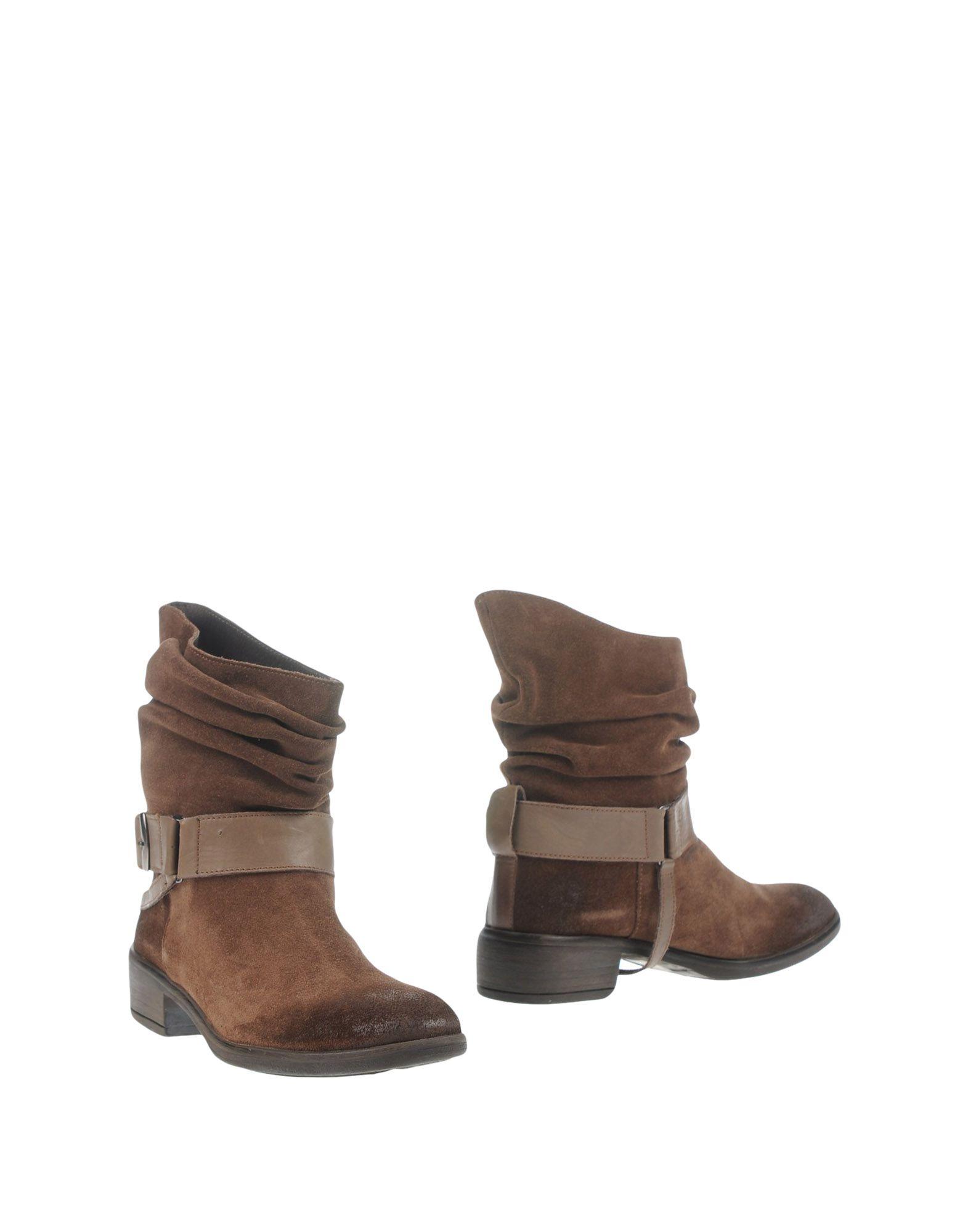LEATHLAND Полусапоги и высокие ботинки цены онлайн