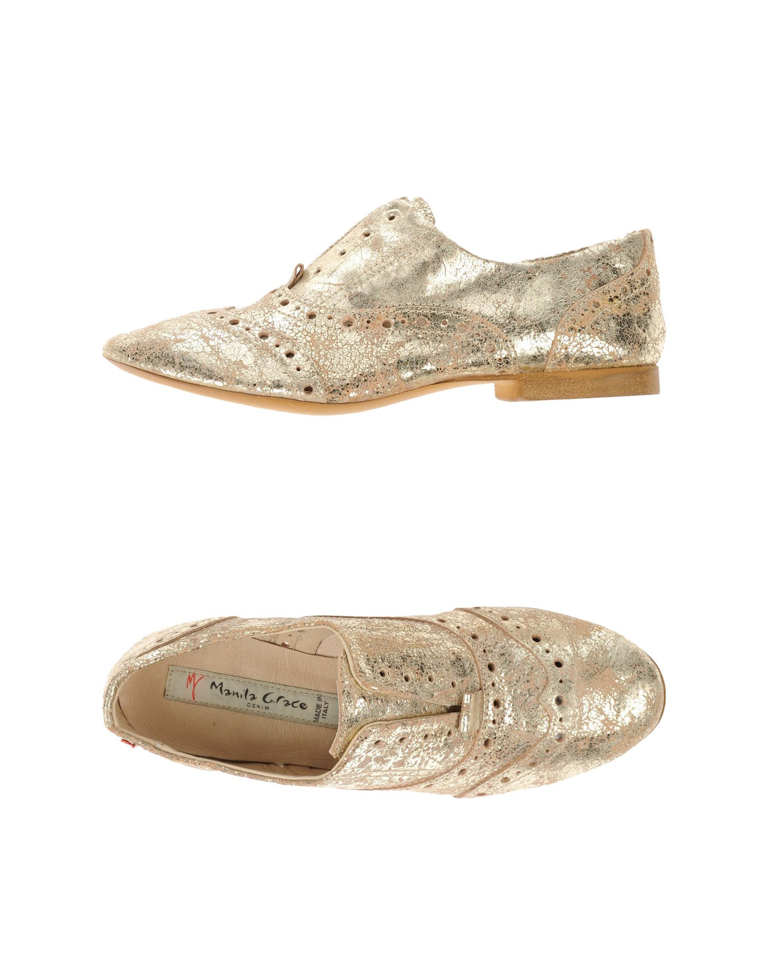 Фото - MANILA GRACE Обувь на шнурках обувь на высокой платформе dkny