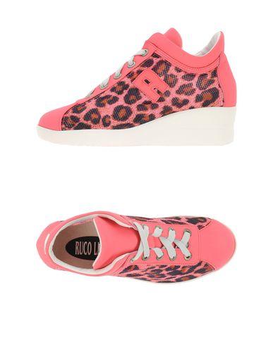 Фото - Низкие кеды и кроссовки от RUCO LINE цвета фуксия