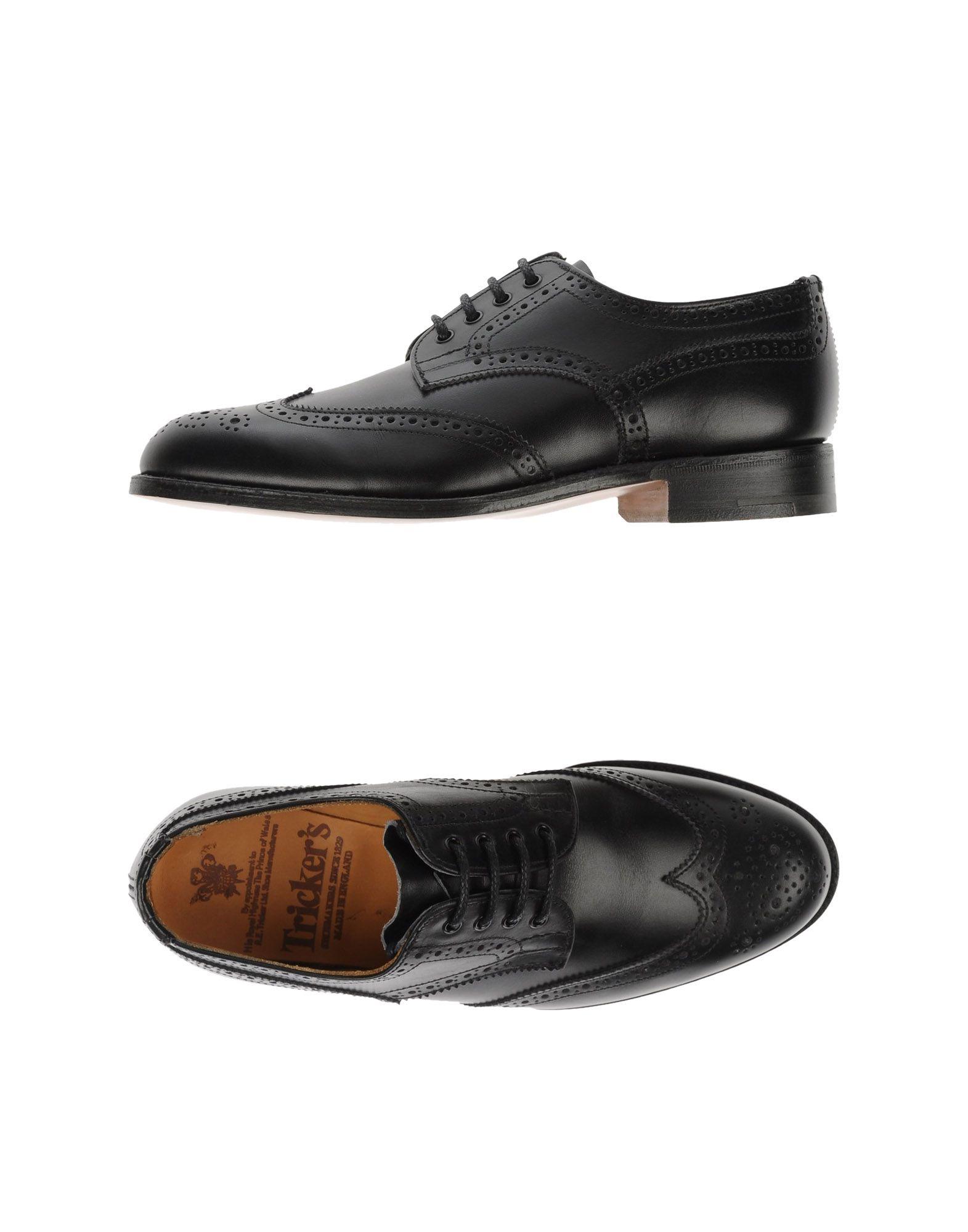 TRICKER'S Обувь на шнурках обувь ламода