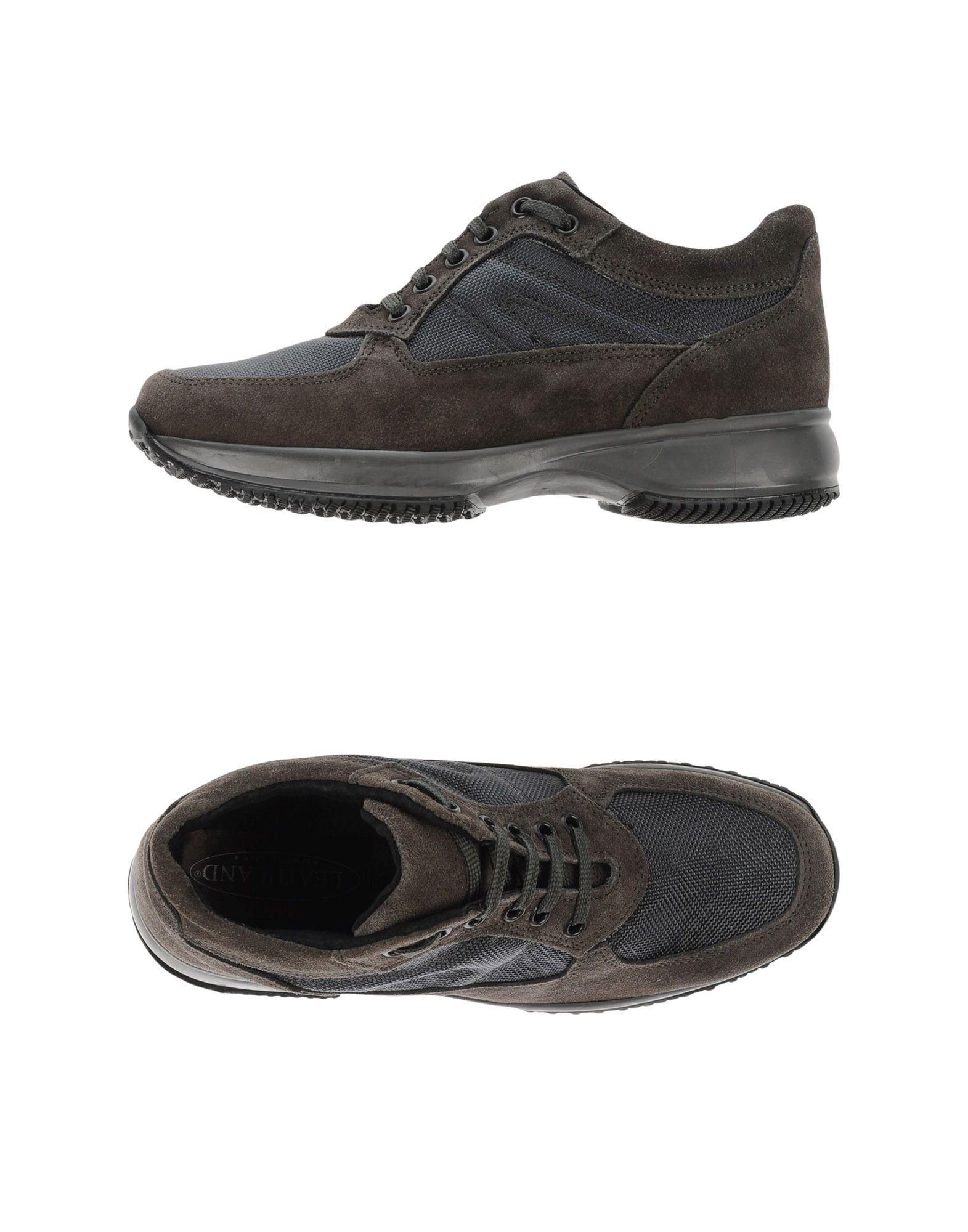 LEATHLAND Низкие кеды и кроссовки цены онлайн