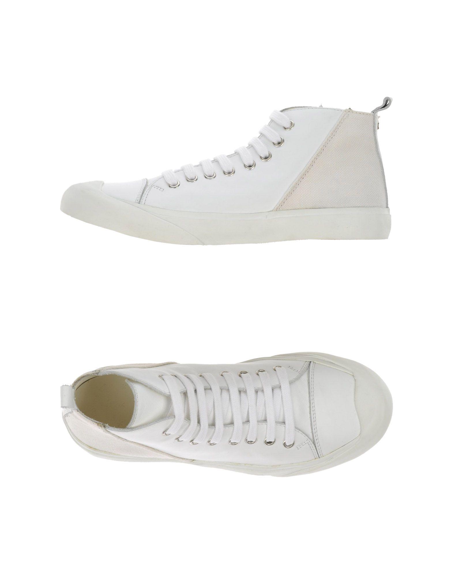 ФОТО pantofola d'oro высокие кеды и кроссовки