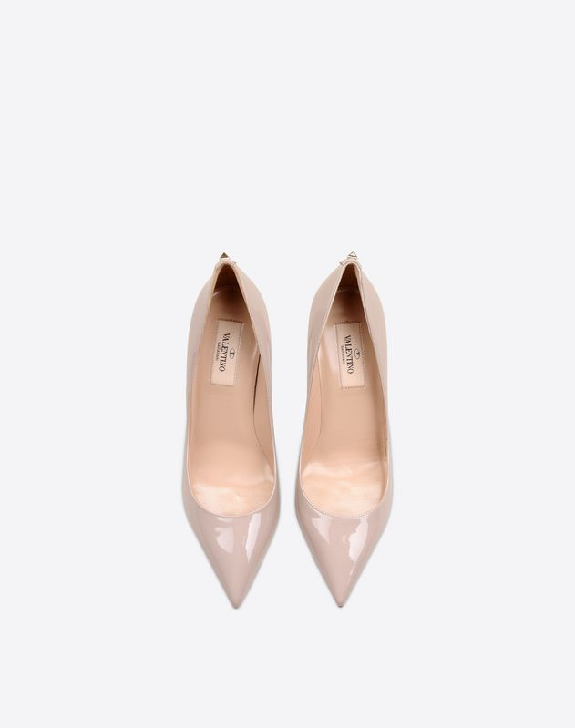 Patent Leather Pump 85mm