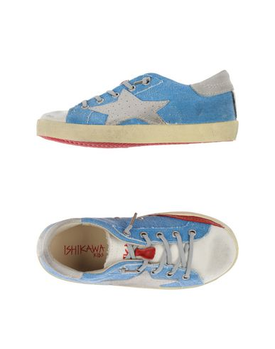 D.A.T.E. KIDS Sneakers & Tennis shoes basse bambino