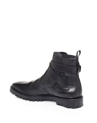 LANVIN LAMBSKIN CHELSEA BOOT Boots U r