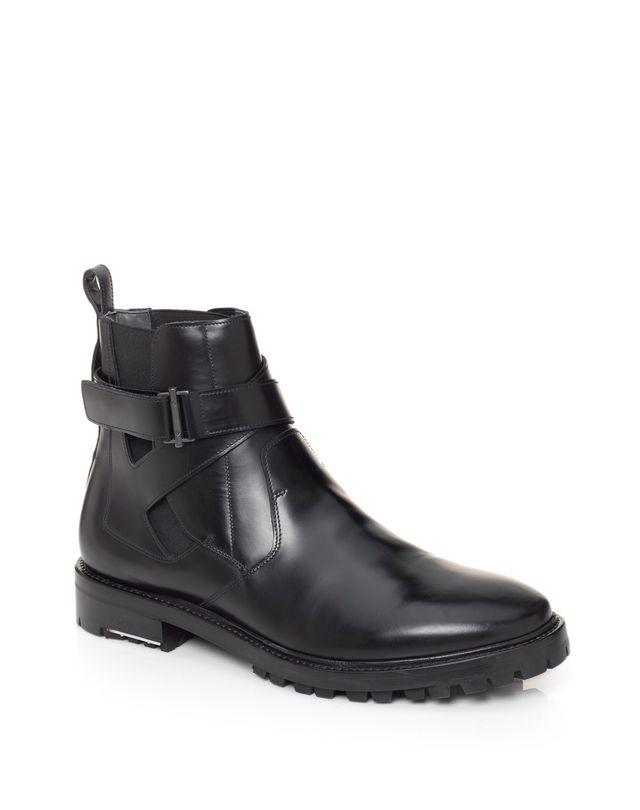 LANVIN LAMBSKIN CHELSEA BOOT Boots U f
