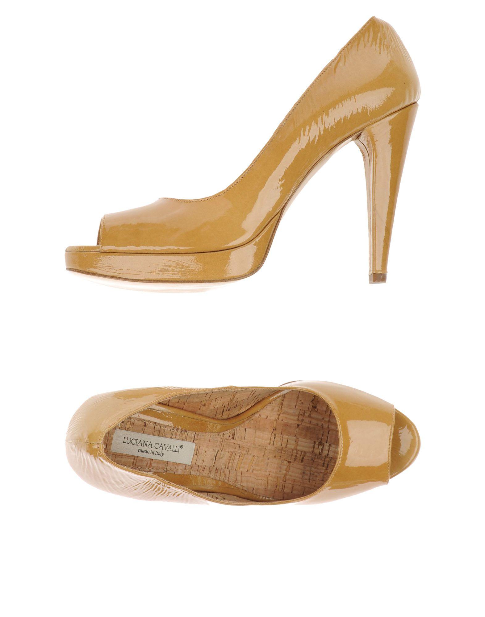 LUCIANA CAVALLI Туфли цены онлайн