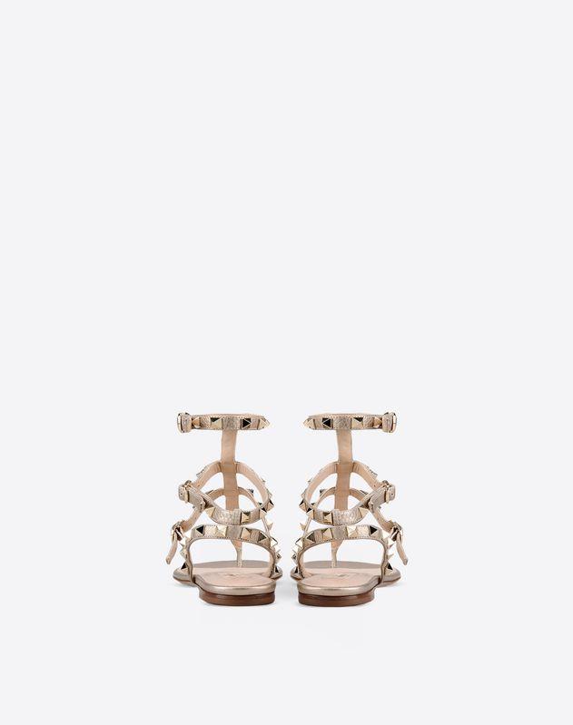 Rockstud flat thong sandal