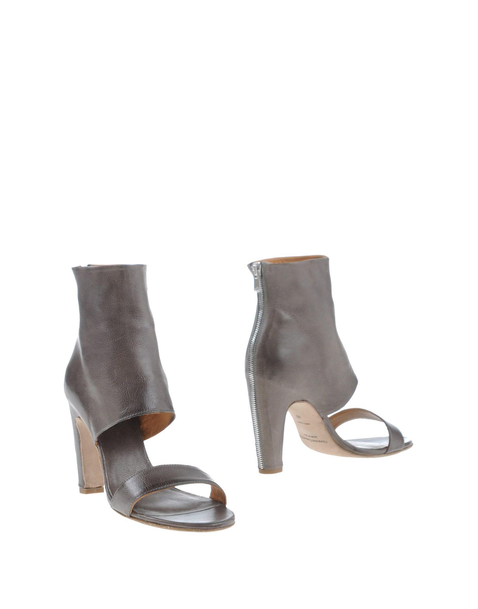 купить OFFICINE CREATIVE ITALIA Полусапоги и высокие ботинки дешево