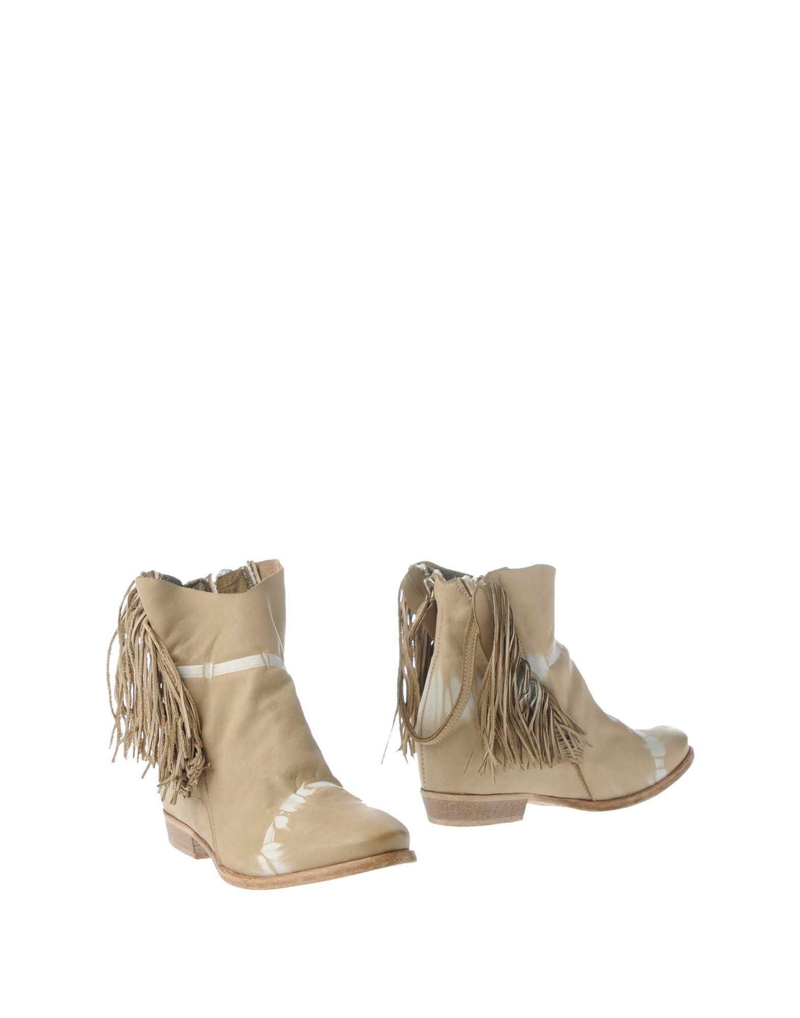 CINZIA ARAIA Полусапоги и высокие ботинки цены онлайн